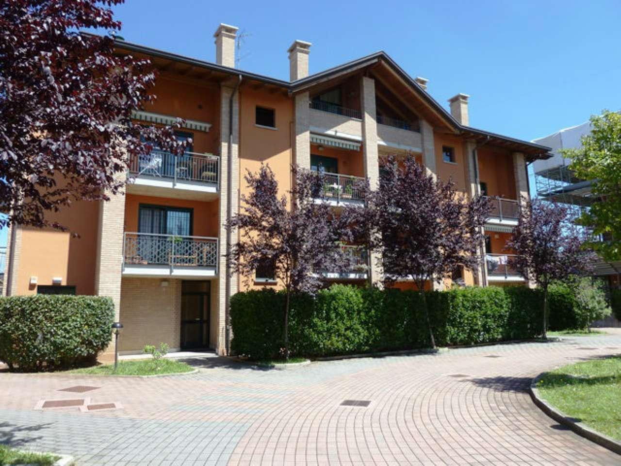 Attico / Mansarda in affitto a Gerenzano, 2 locali, prezzo € 500 | CambioCasa.it
