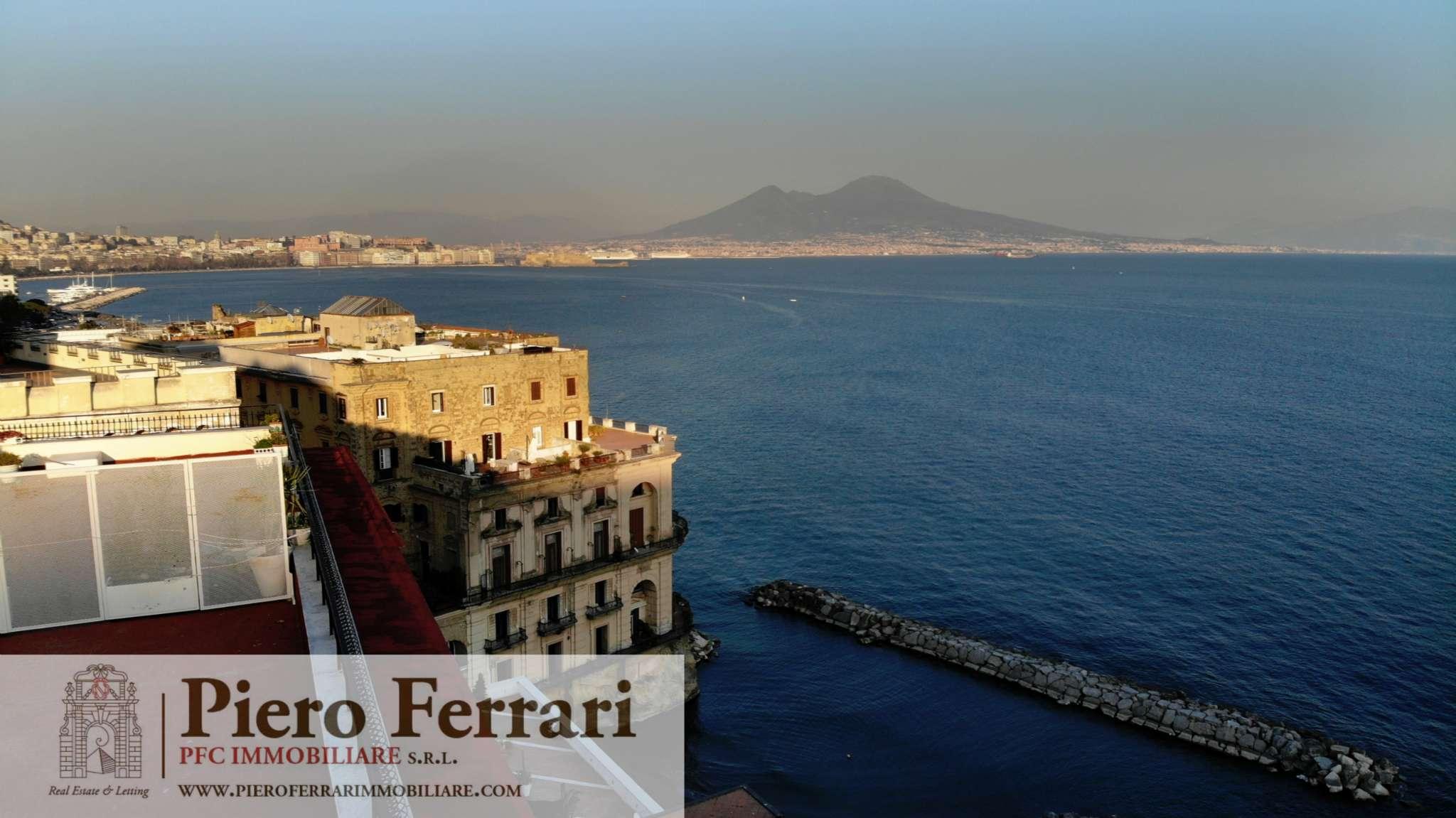 Attico / Mansarda in vendita a Napoli, 8 locali, zona Chiaia, Posillipo, San Ferdinando, prezzo € 1.280.000 | PortaleAgenzieImmobiliari.it