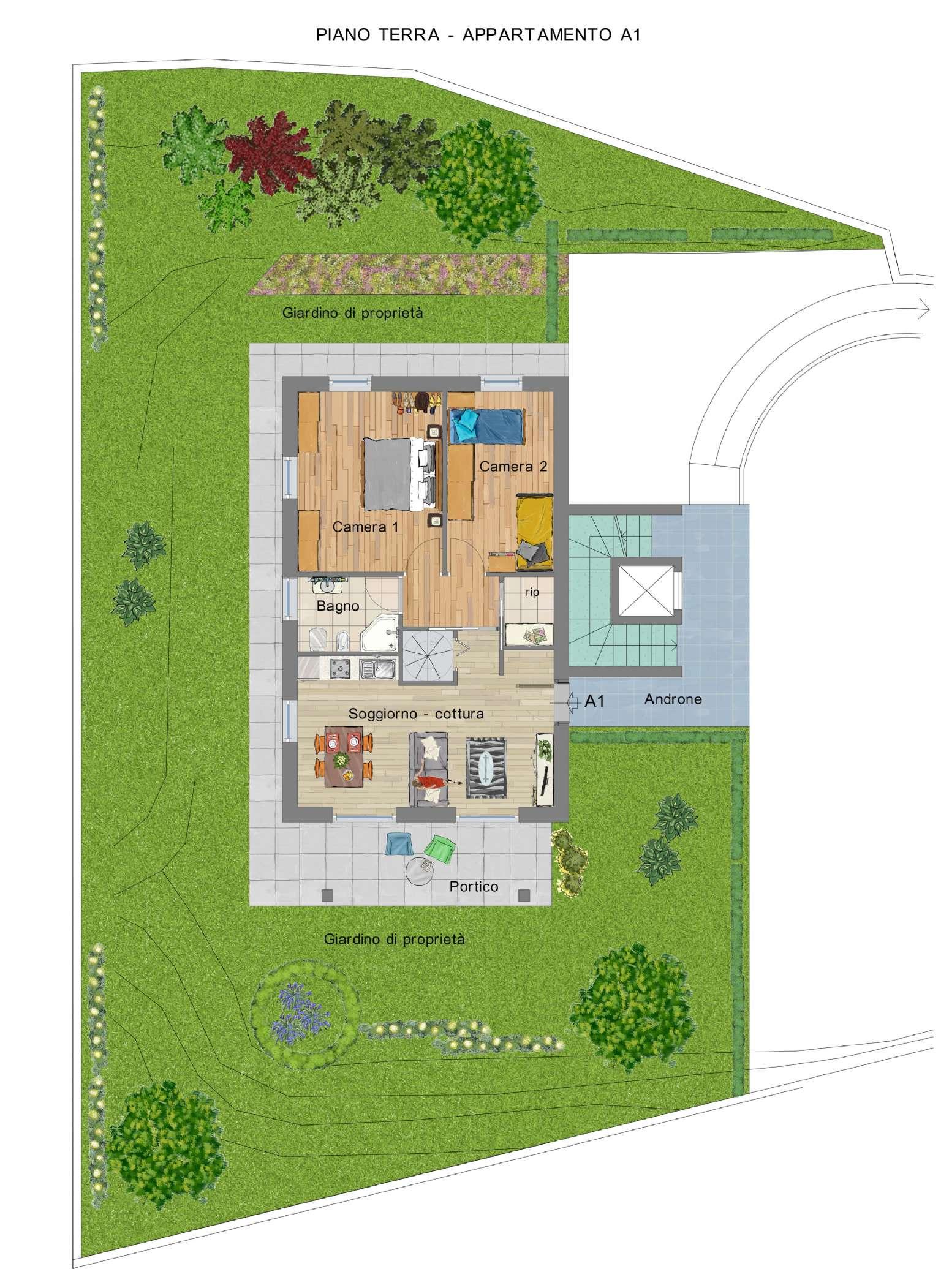Appartamento in vendita a Varese, 3 locali, prezzo € 295.000 | PortaleAgenzieImmobiliari.it