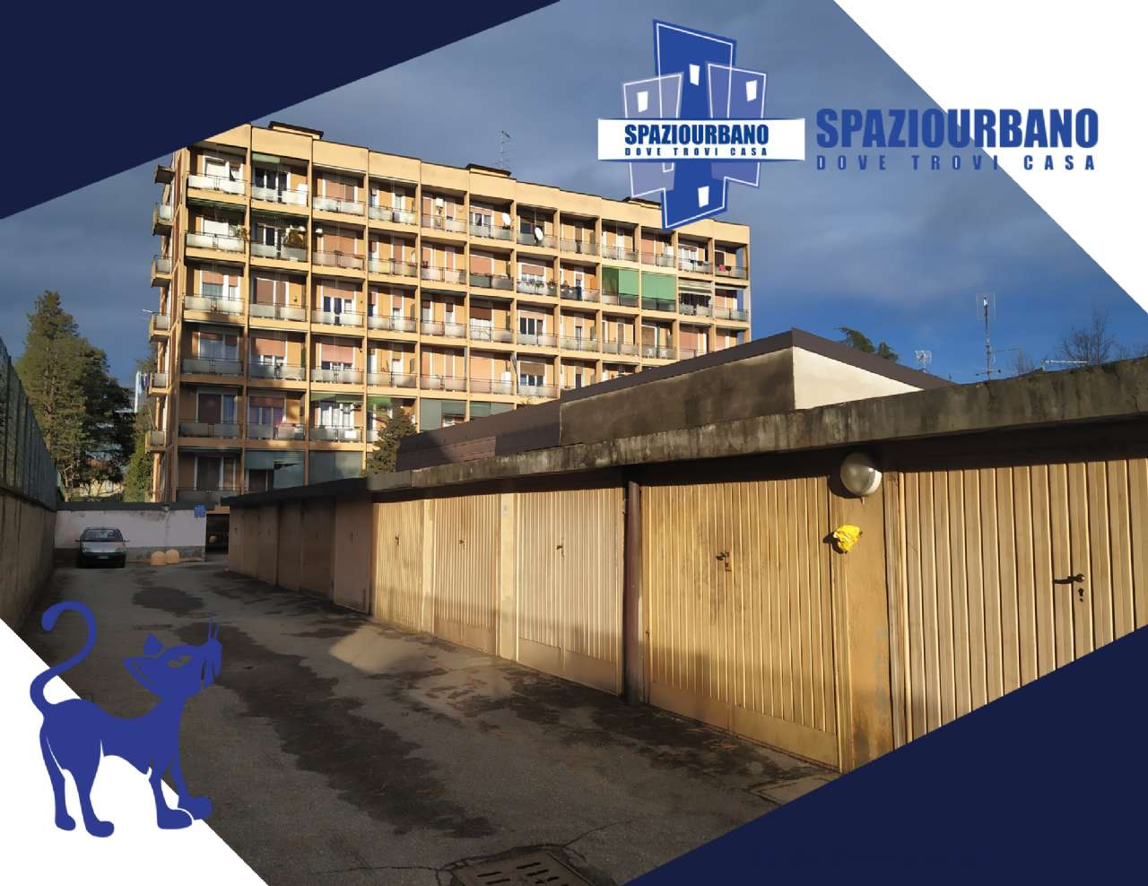 Appartamento in vendita a Magenta, 2 locali, prezzo € 75.000   CambioCasa.it