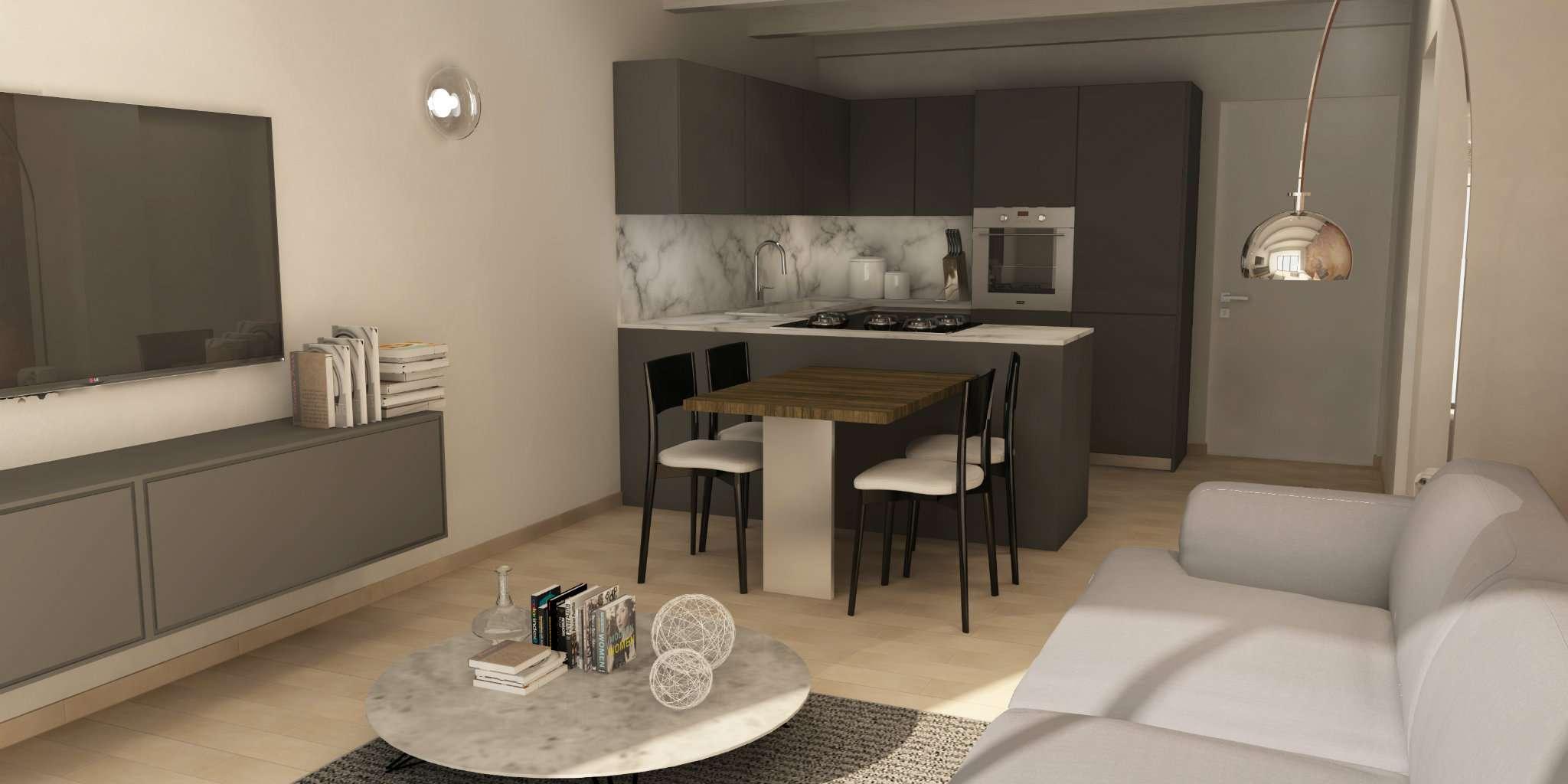 Appartamento in vendita a Meda, 3 locali, prezzo € 135.000 | PortaleAgenzieImmobiliari.it