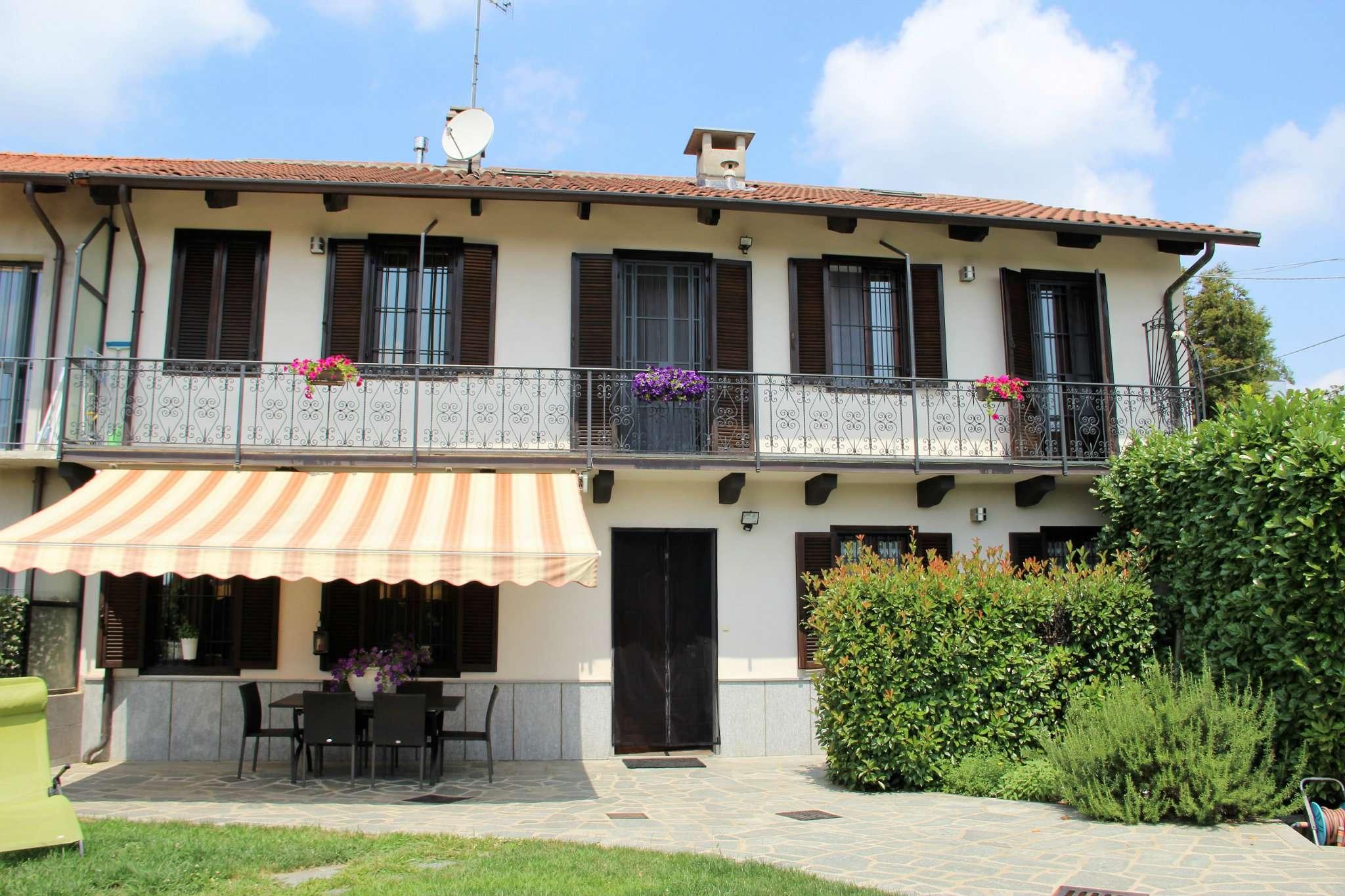 Soluzione Indipendente in vendita a Villarbasse, 7 locali, prezzo € 379.000 | CambioCasa.it
