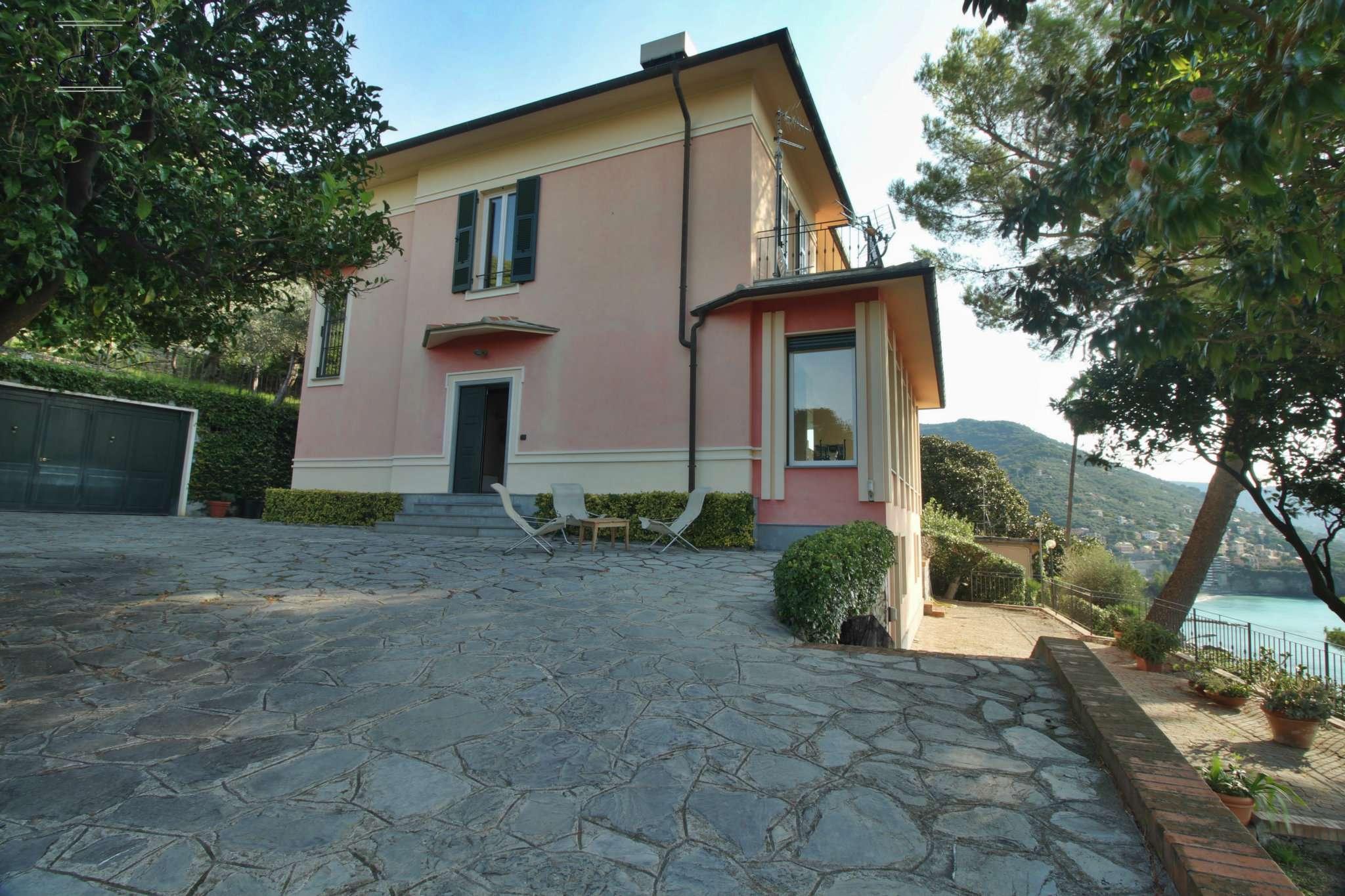 Villa in vendita a Pieve Ligure, 18 locali, prezzo € 3.800.000   CambioCasa.it