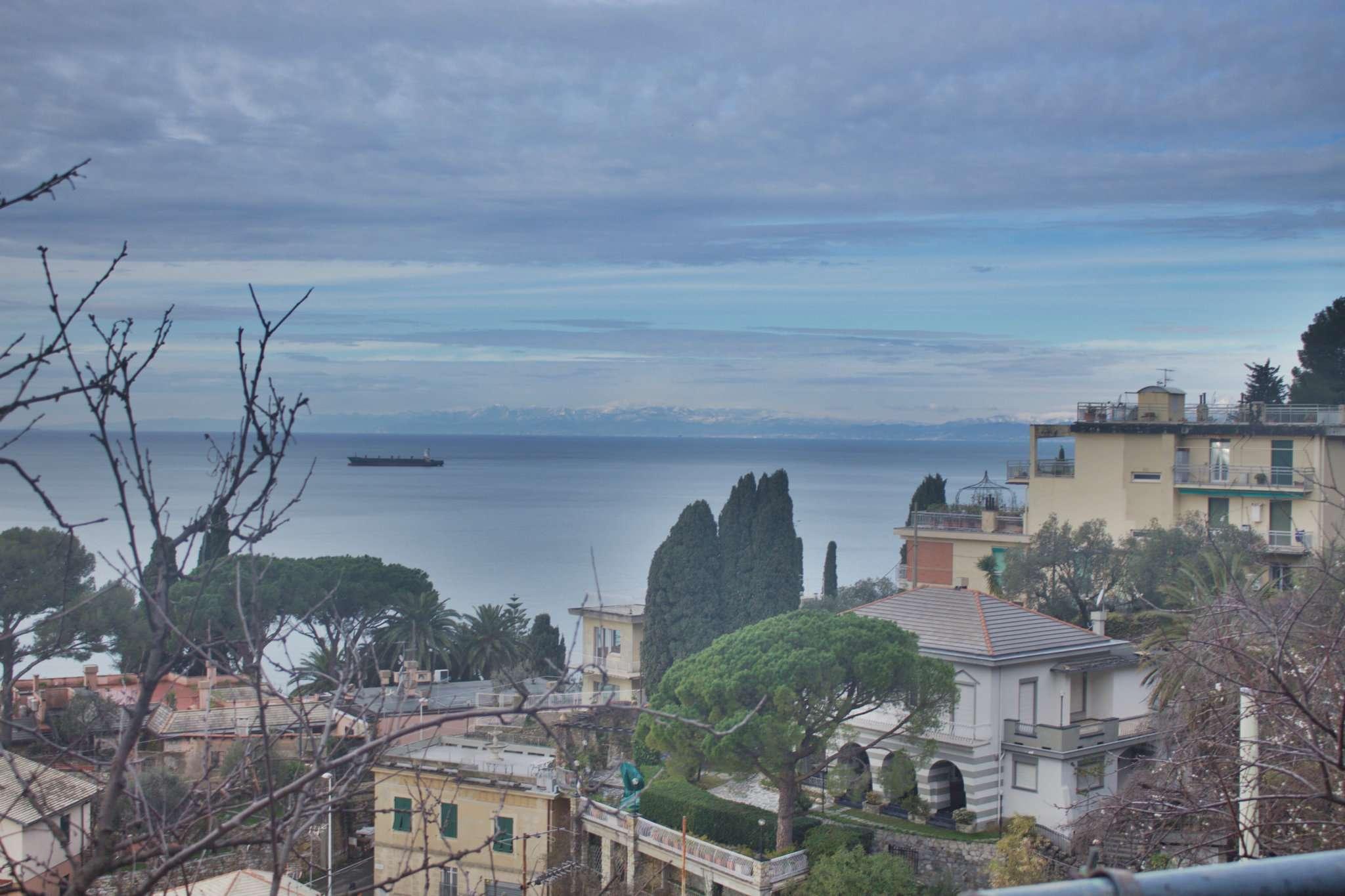 Villa in vendita a Pieve Ligure, 8 locali, prezzo € 580.000   CambioCasa.it