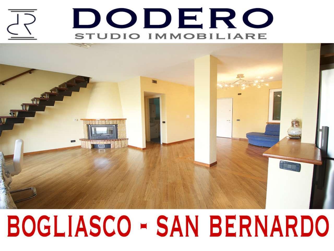 Villa a Schiera in vendita a Bogliasco, 8 locali, prezzo € 380.000 | CambioCasa.it
