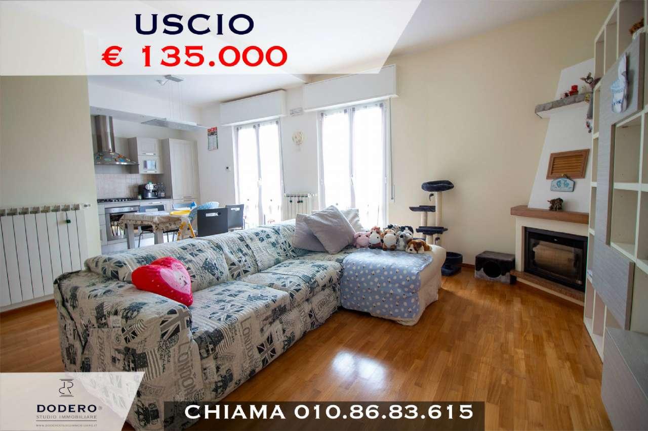Appartamento in vendita a Uscio, 6 locali, prezzo € 135.000   PortaleAgenzieImmobiliari.it