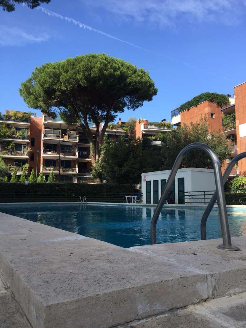 Appartamento in vendita a Roma, 8 locali, zona Zona: 32 - Fleming, Vignaclara, Monte Milvio, prezzo € 920.000 | CambioCasa.it