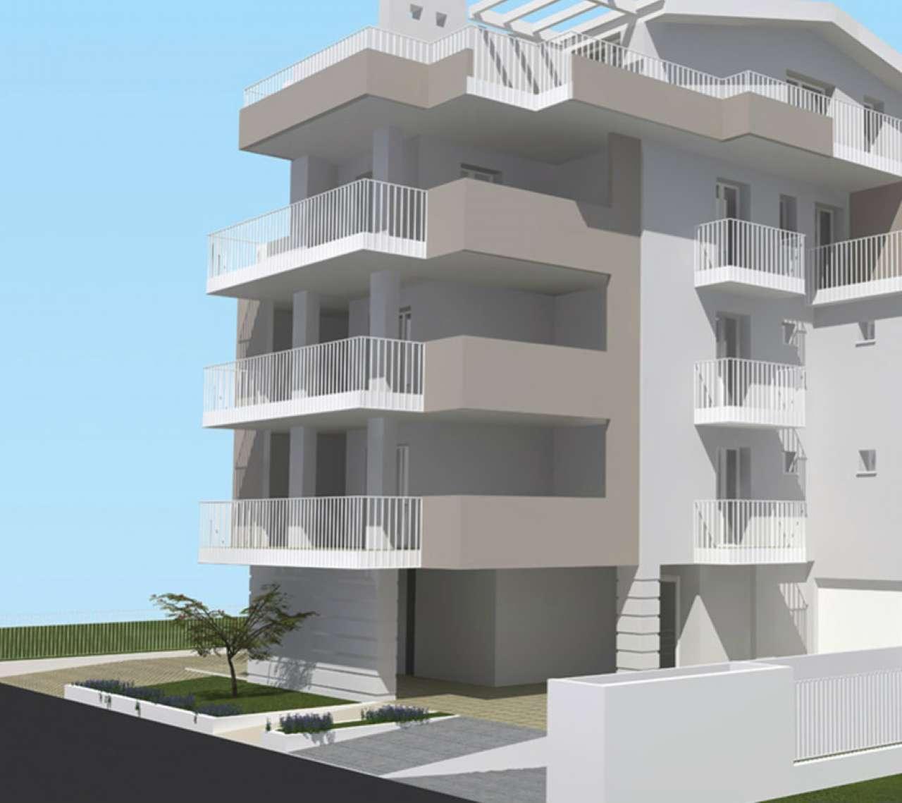 Nuova costruzione - appartamenti al Lido di Tortoreto -