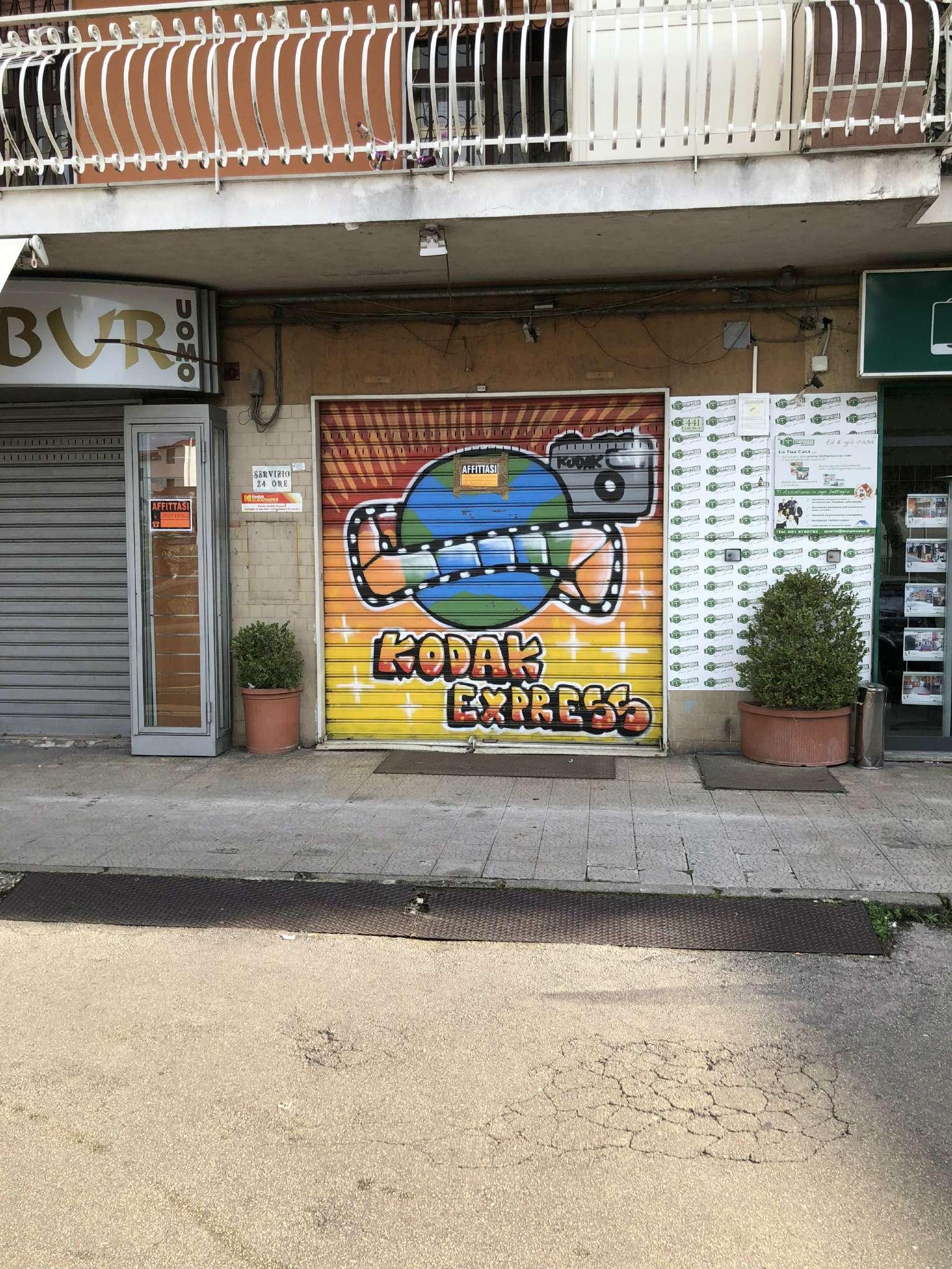 Negozio / Locale in affitto a Quarto, 1 locali, prezzo € 700 | CambioCasa.it