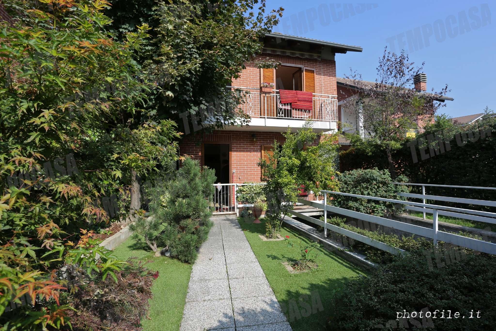 Villa in vendita a Rivalta di Torino, 5 locali, prezzo € 340.000 | CambioCasa.it