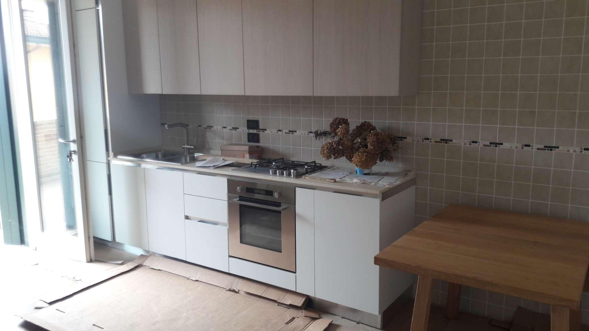 Appartamento in ottime condizioni parzialmente arredato in vendita Rif. 8245766