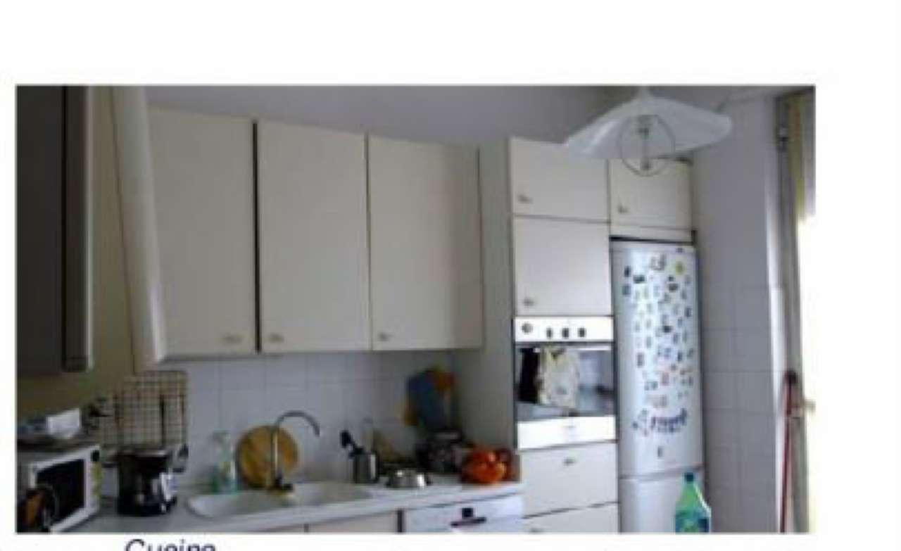 Appartamento in condizioni mediocri parzialmente arredato in vendita Rif. 7325774