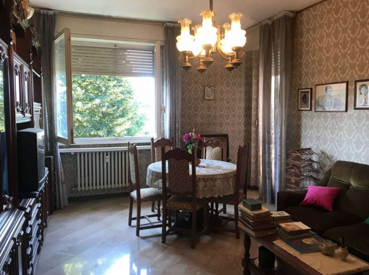 Appartamento da ristrutturare parzialmente arredato in vendita Rif. 7338099