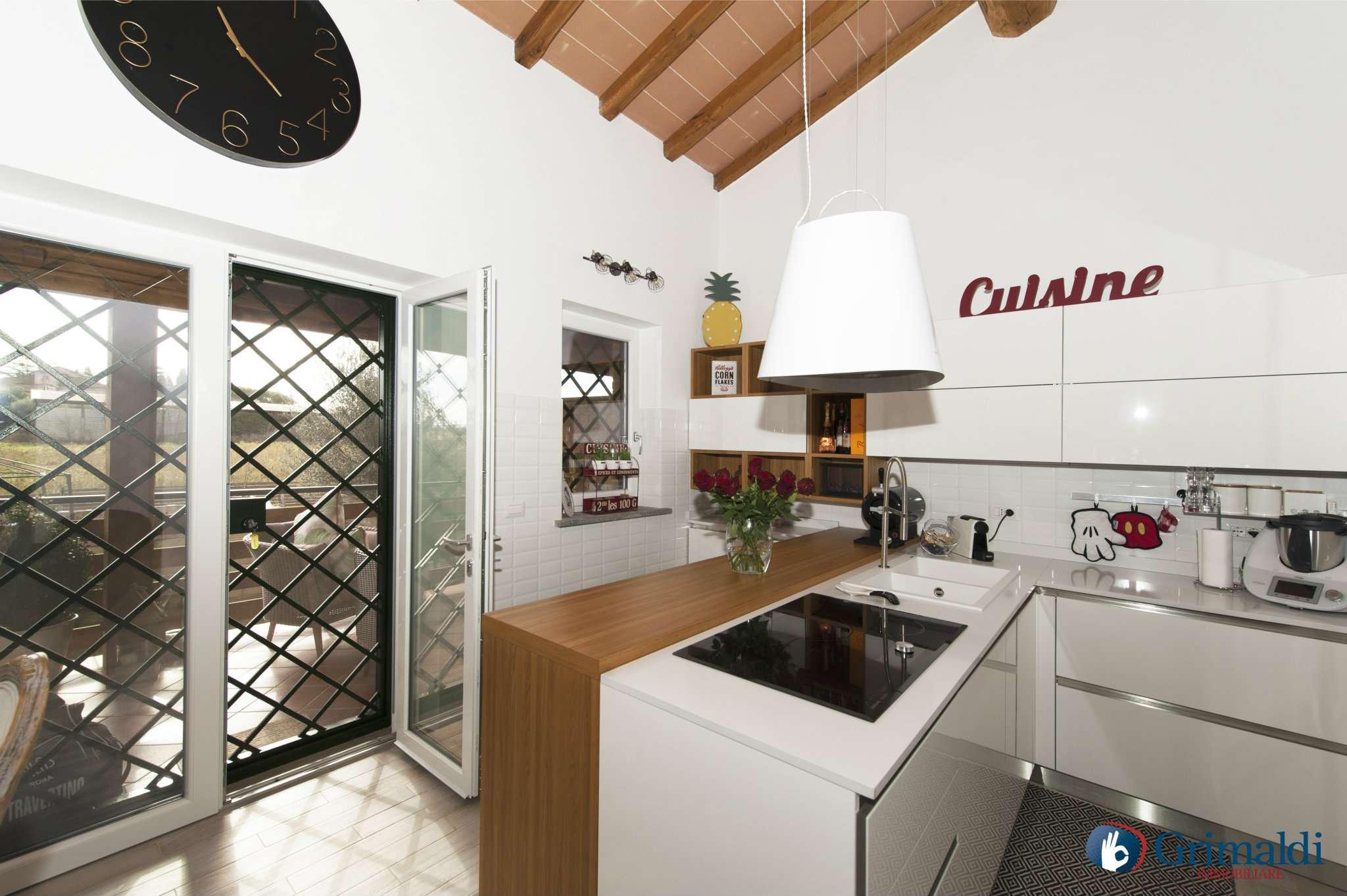 Villa a Schiera in vendita a Roma, 4 locali, zona Zona: 18 . Ardeatino - Grotta Perfetta - Fonte Meravigliosa, prezzo € 273.000 | CambioCasa.it