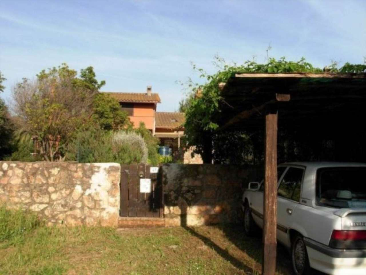 Ansedonia Villino con giardino
