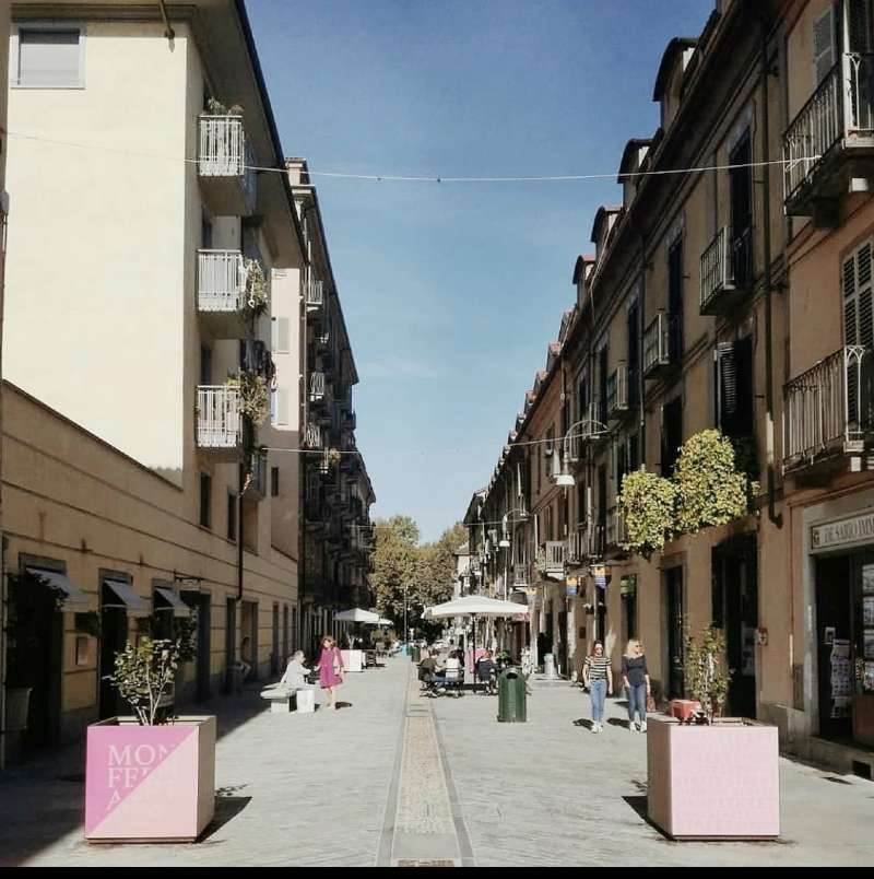 Negozio in affitto Zona Precollina, Collina - via Monferrato Torino