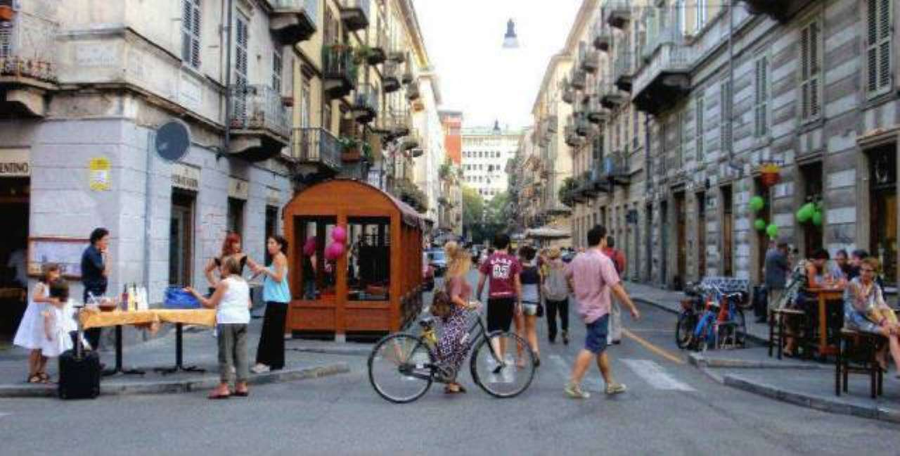 Negozio in vendita Zona San Salvario - via SANT'ANSELMO Torino