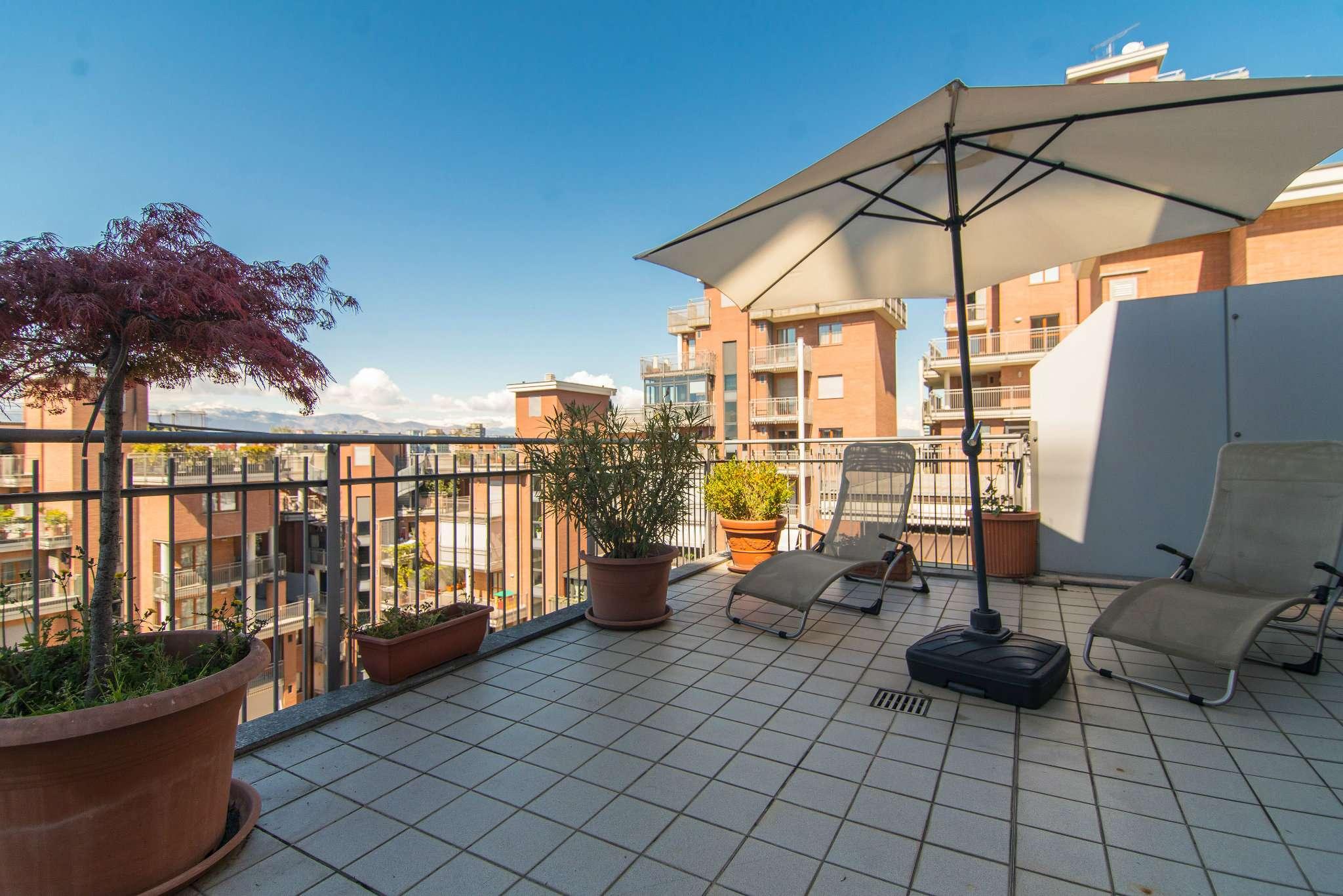 Attico/Mansarda in vendita Zona Centro - via DEFENDENTE FERRARI Torino