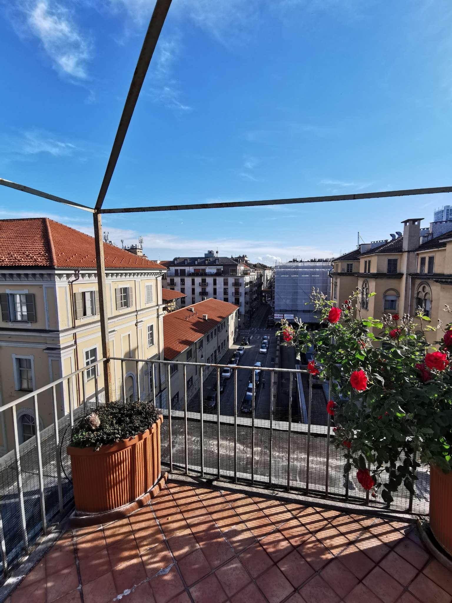 Attico / Mansarda in vendita a Torino, 8 locali, zona Centro, Quadrilatero Romano, Repubblica, Giardini Reali, prezzo € 550.000   PortaleAgenzieImmobiliari.it