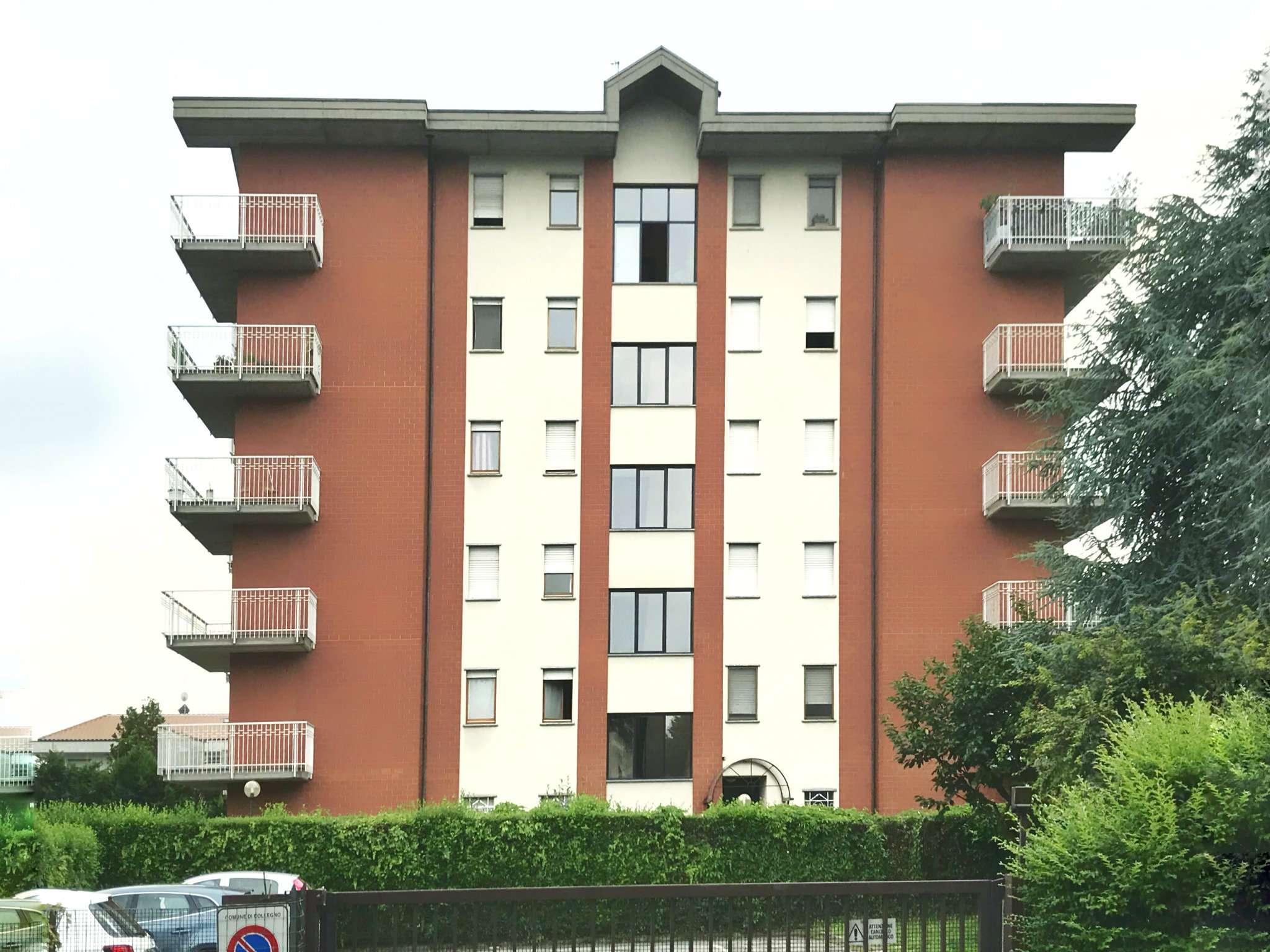 Appartamento in buone condizioni parzialmente arredato in vendita Rif. 7299749