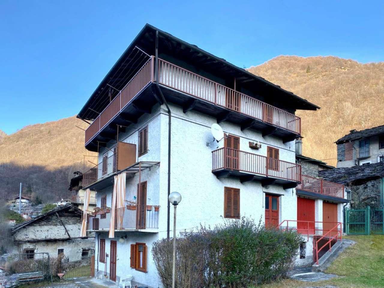 Soluzione Semindipendente in vendita a Cantoira, 3 locali, prezzo € 29.000 | CambioCasa.it