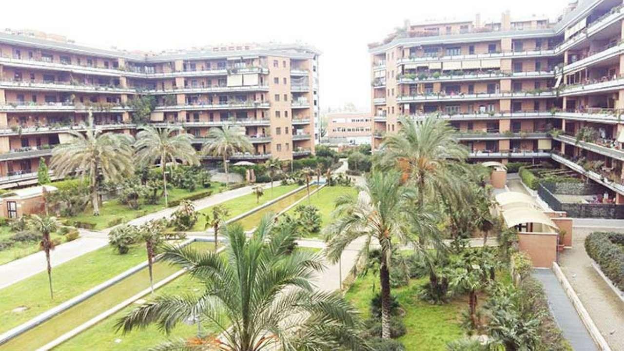 Parco Leonardo Via Copenaghen grazioso appartamento terrazzato