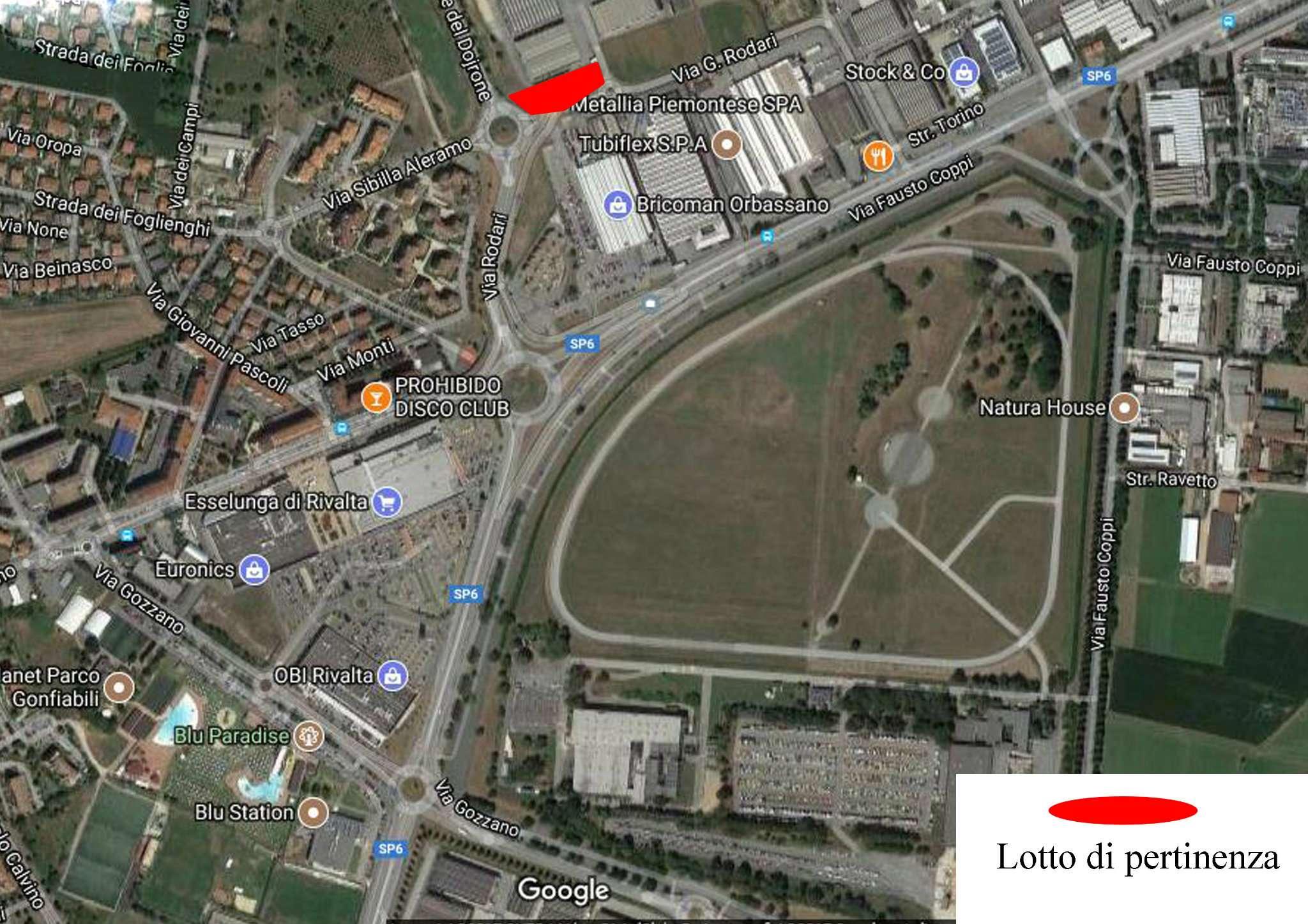 Terreno Edificabile Artigianale in affitto a Rivalta di Torino, 9999 locali, prezzo € 1 | CambioCasa.it