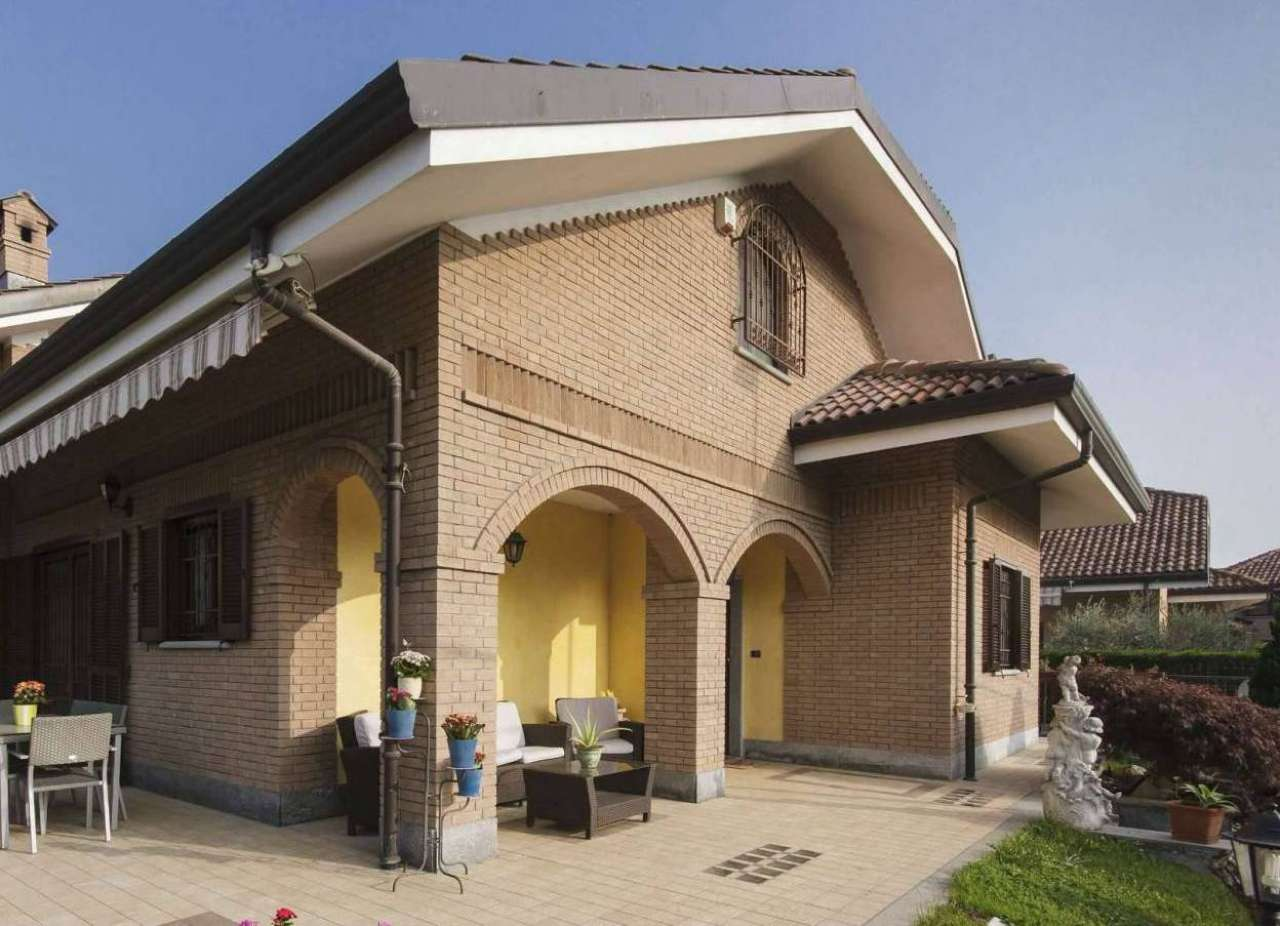 Soluzione Indipendente in vendita a Orbassano, 6 locali, prezzo € 650.000   CambioCasa.it