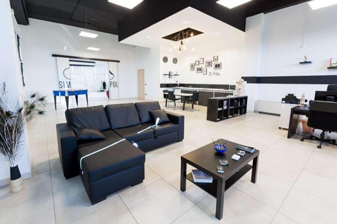 Ufficio / Studio in affitto a Orbassano, 1 locali, prezzo € 1.200 | CambioCasa.it