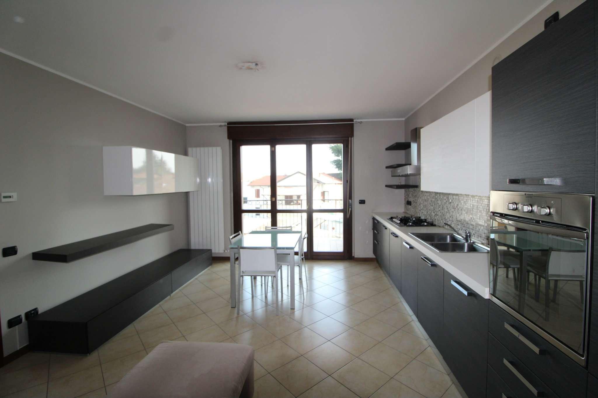 Appartamento in affitto a San Vittore Olona, 2 locali, prezzo € 600 | PortaleAgenzieImmobiliari.it