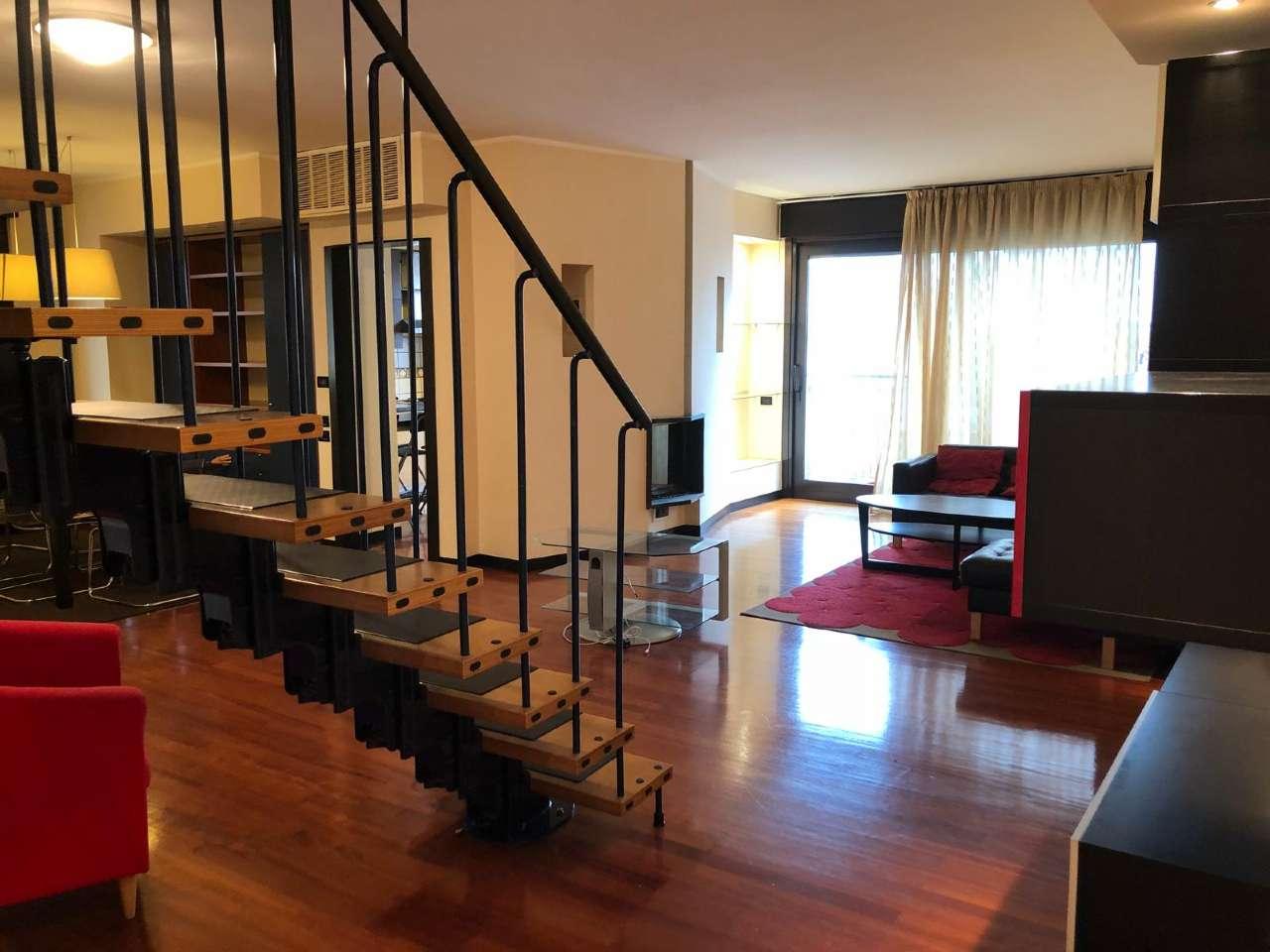 Appartamento su due livelli a Legnano (MI)