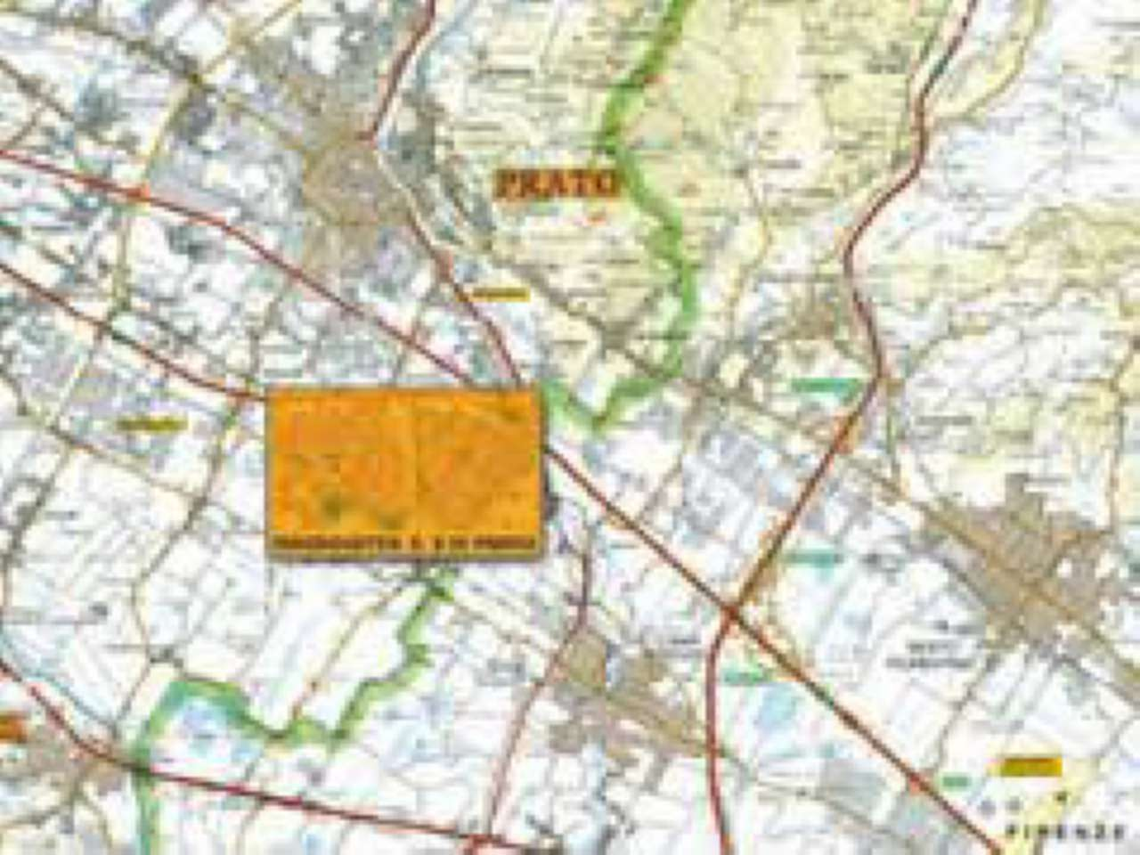 SESTO FIORENTINO -ZONA RESIDENZIALE VENDESI TERRENO EDIFICABILE 300 MQ.SUL PIU' GIARDINO MQ.400 Rif. 6773452