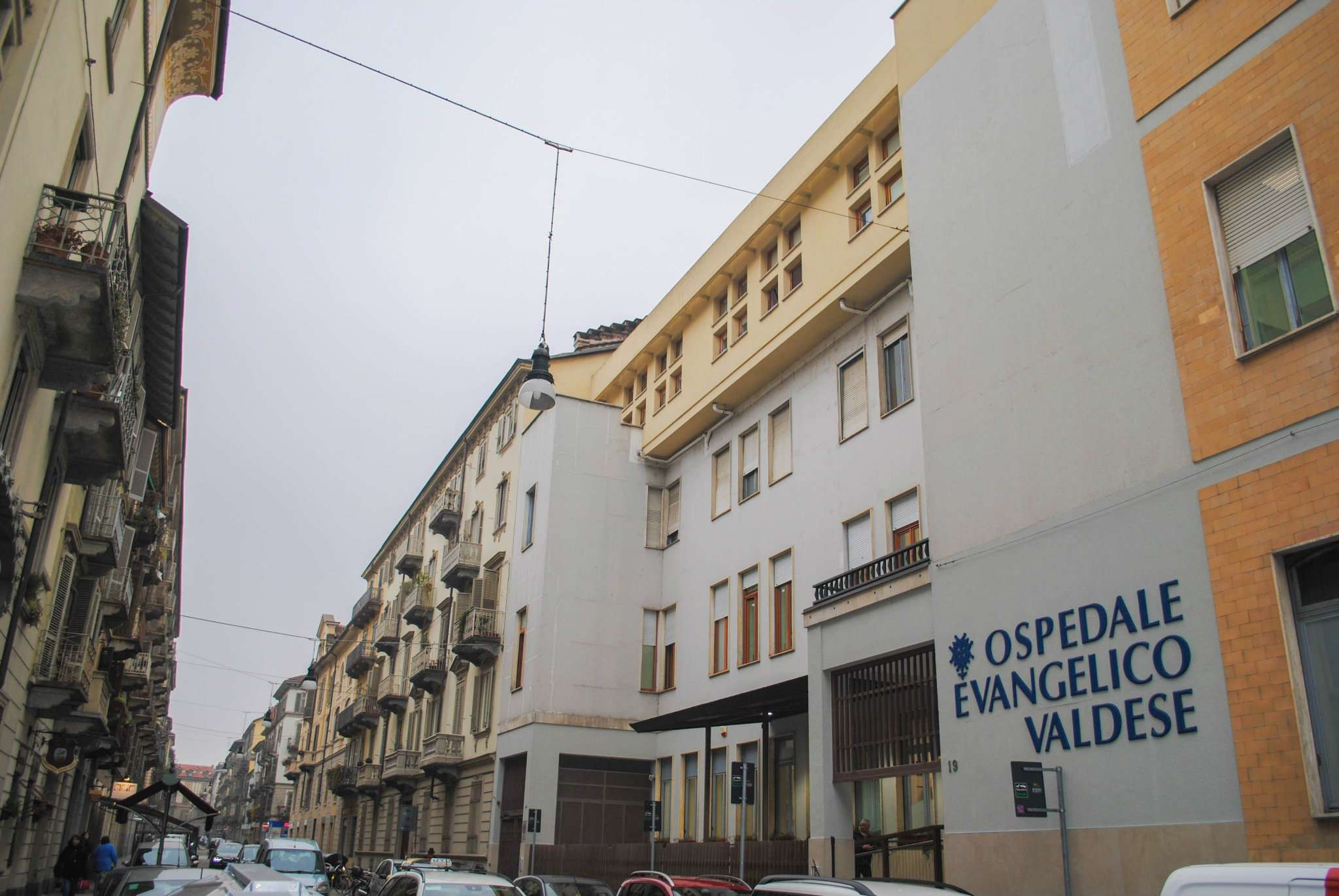 Ufficio in affitto Zona San Salvario - via Silvio Pellico 17 Torino