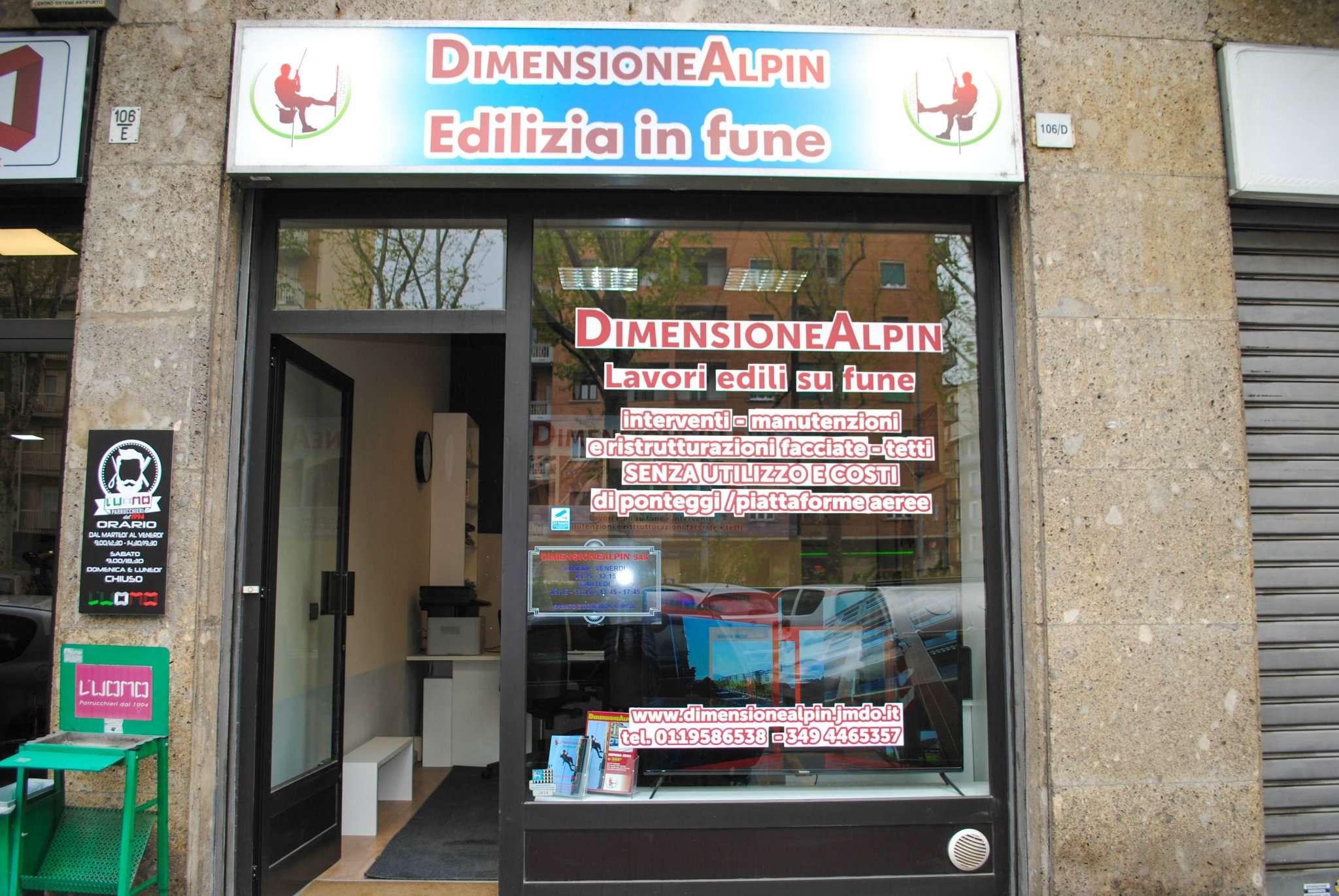 Negozio in affitto Zona Santa Rita - corso Giovanni Agnelli 106/D Torino