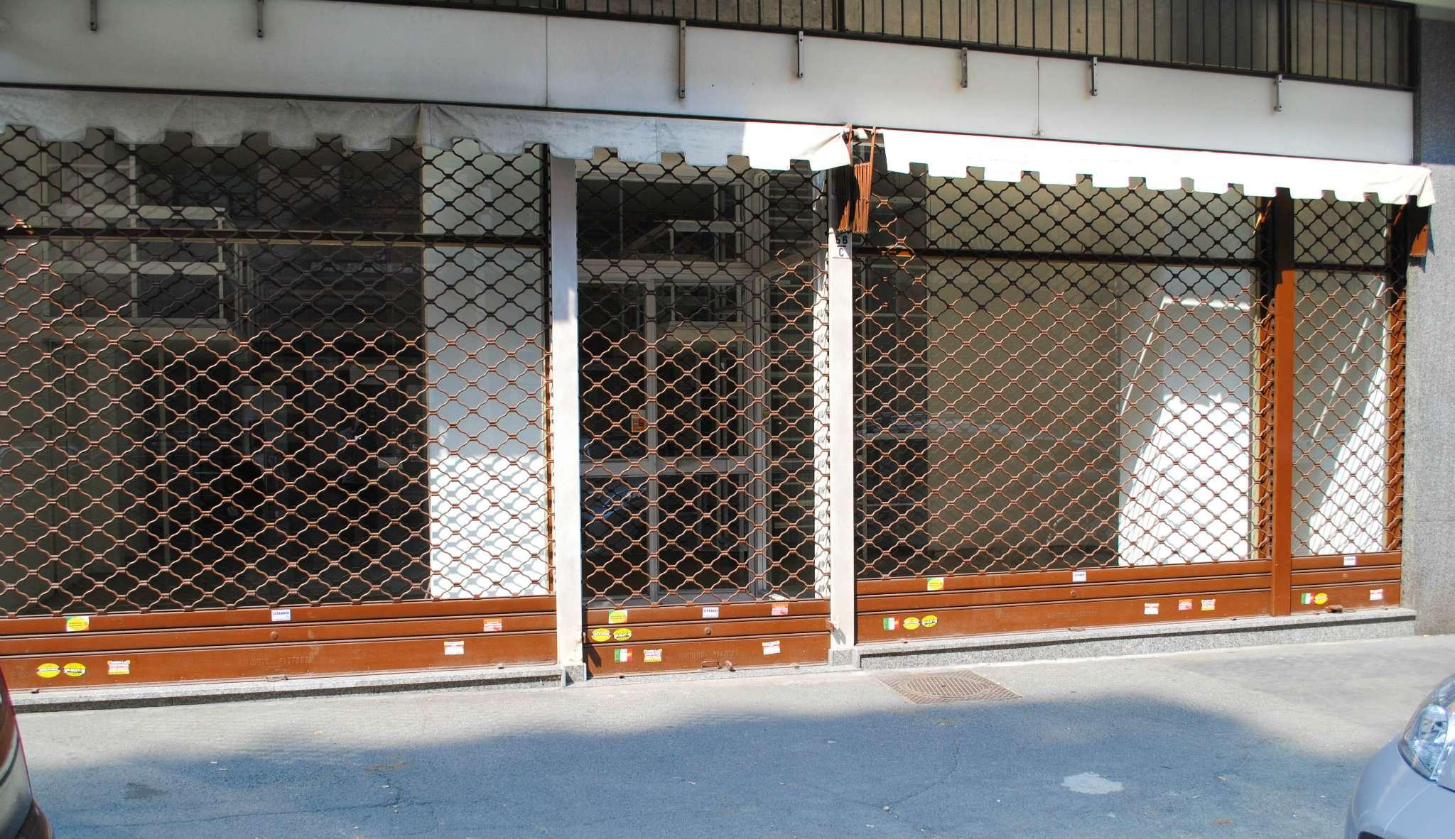 Negozio in affitto Zona Santa Rita - via Buenos Aires 56 Torino