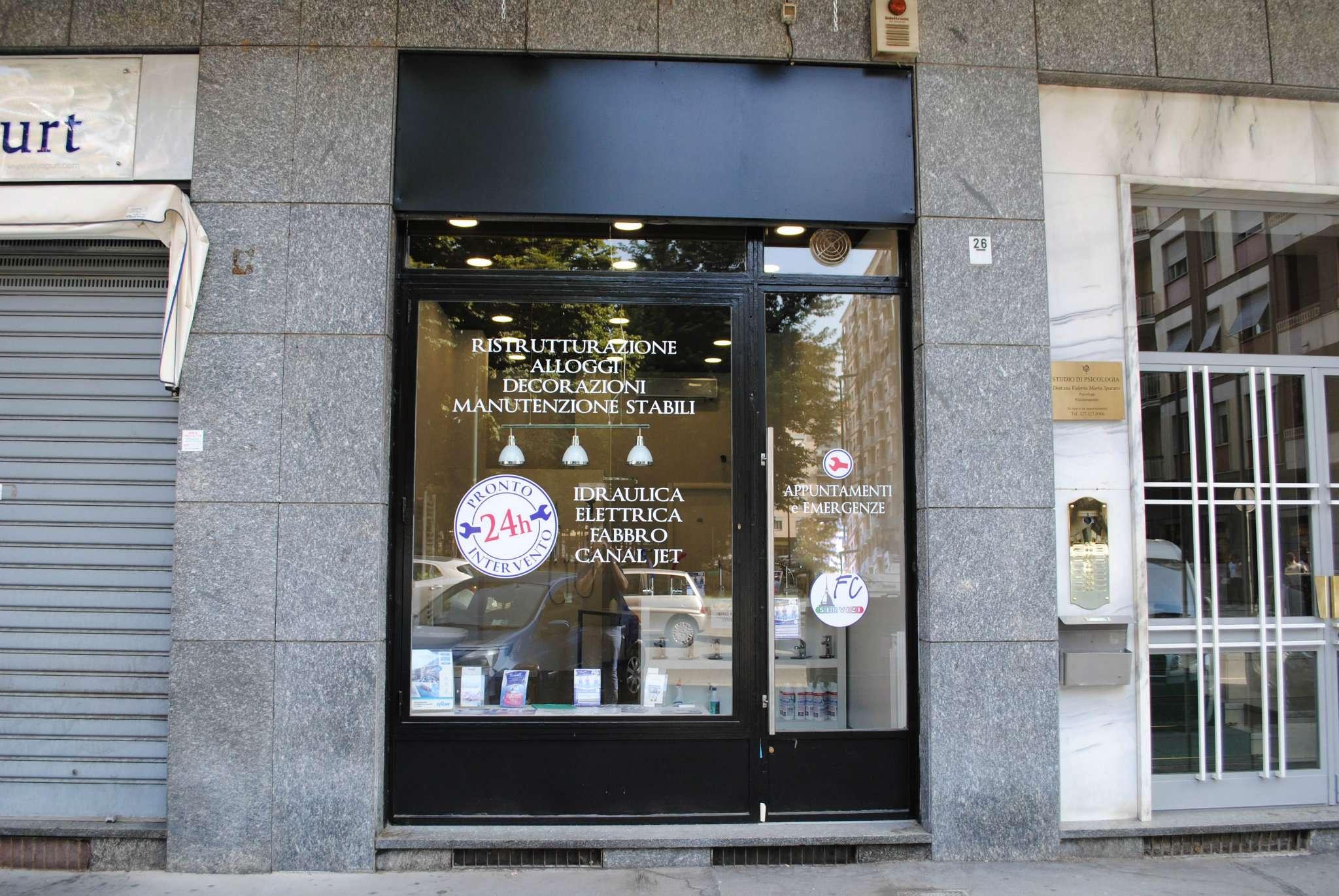 Negozio in affitto Zona Santa Rita - via Boston 26 Torino
