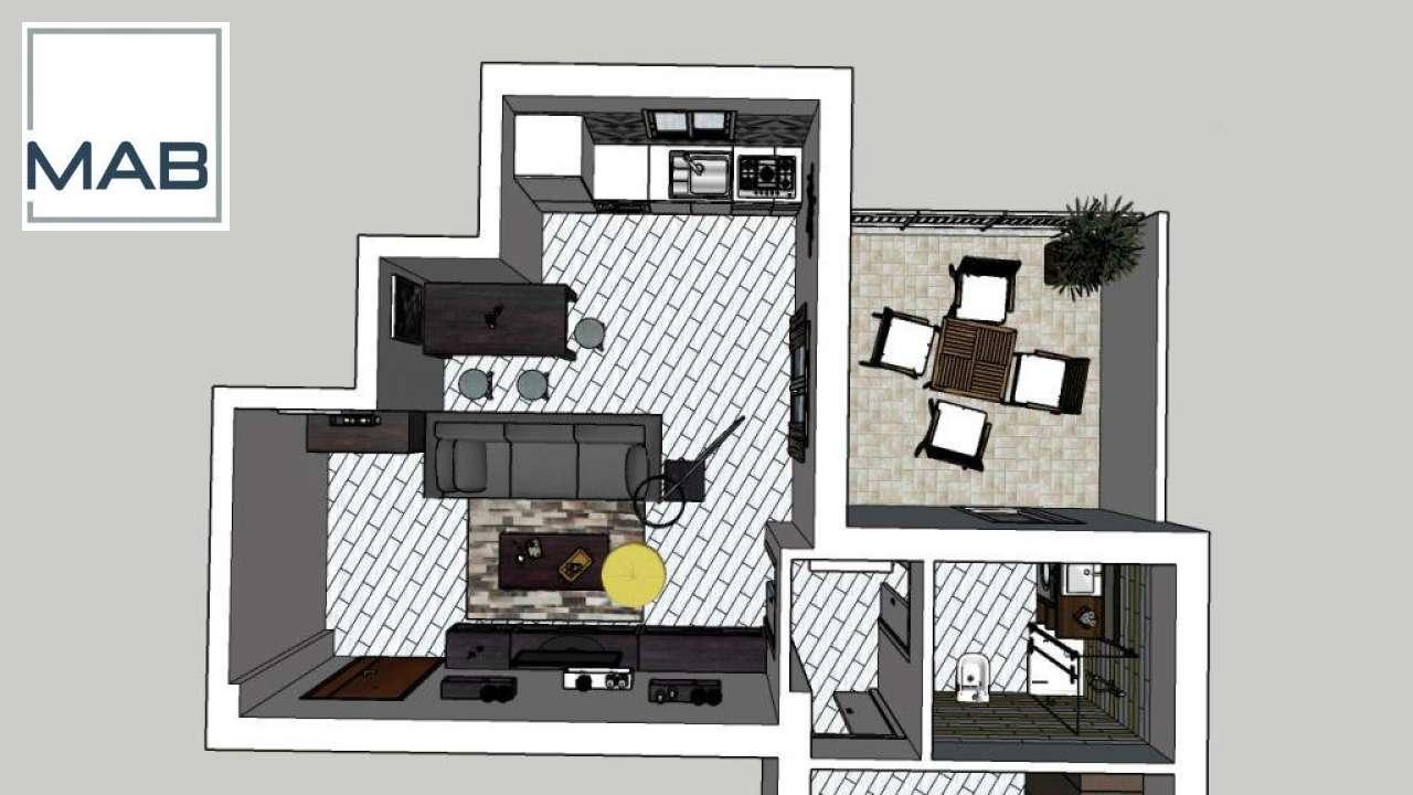 Appartamento in vendita Rif. 7338198
