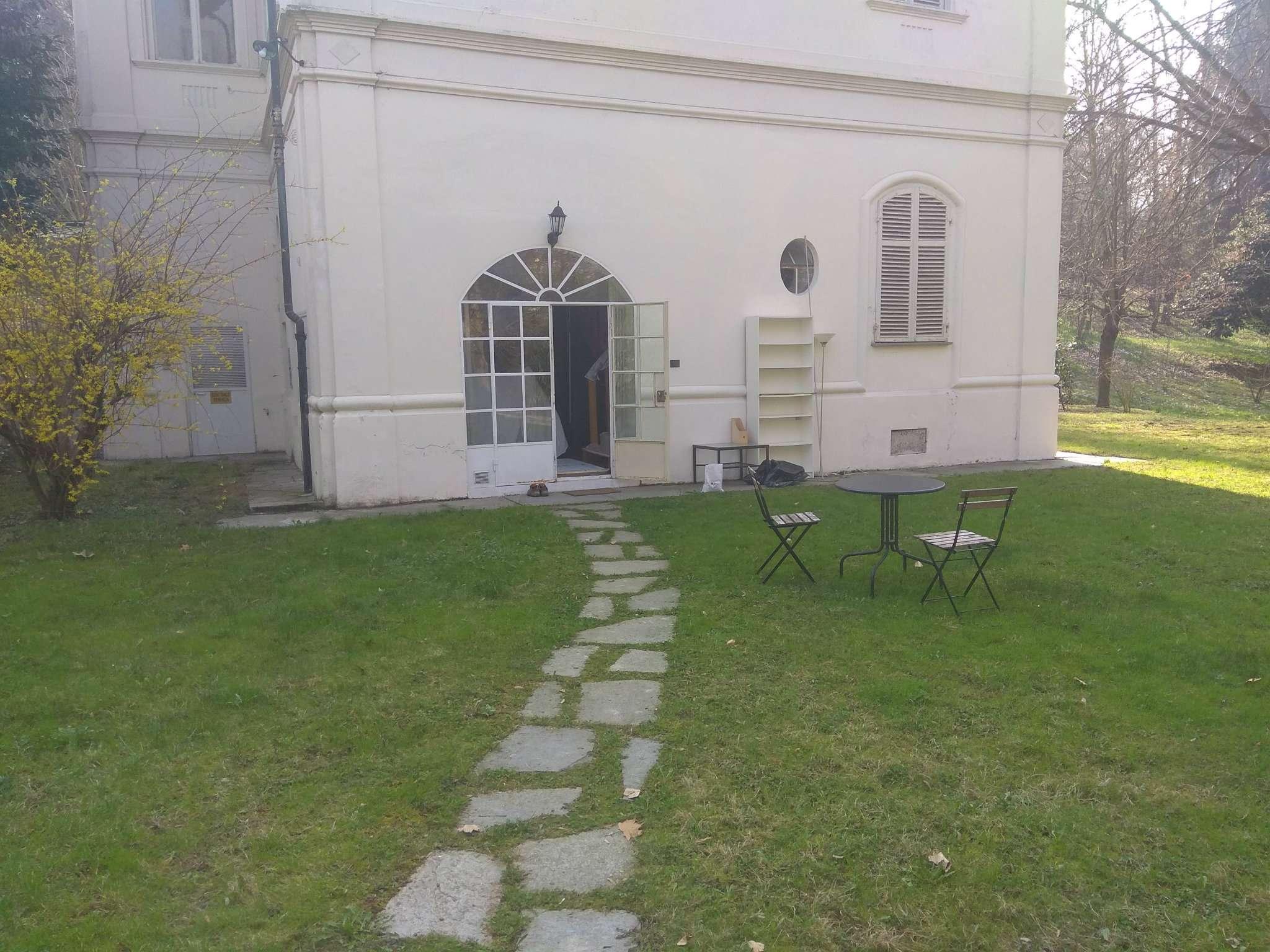 Appartamento con giardino privato affitto a torino - Affitto casa con giardino provincia torino ...