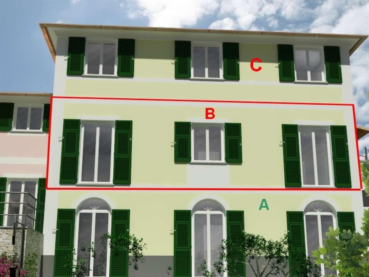 Appartamento in vendita a Rapallo, 5 locali, prezzo € 255.000 | PortaleAgenzieImmobiliari.it