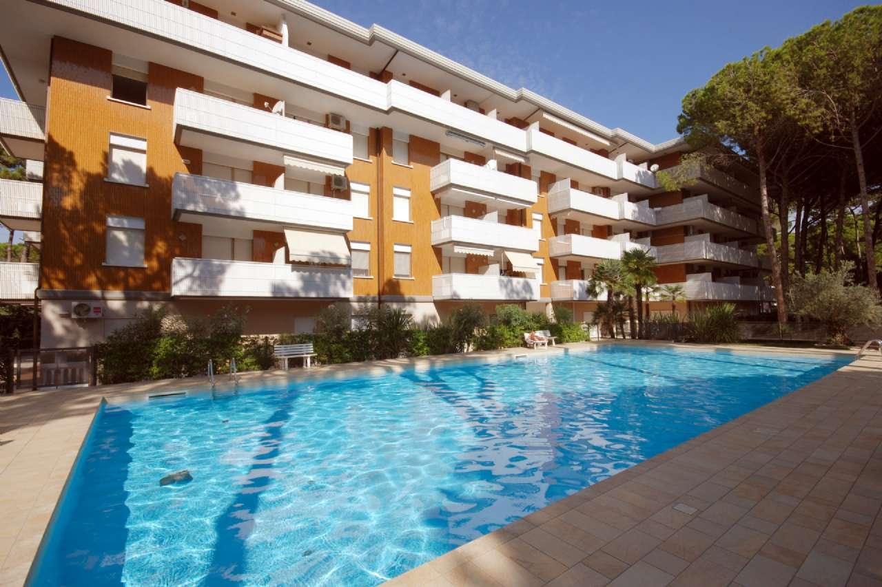 Appartamento monolocale in residence con piscina LIgnano