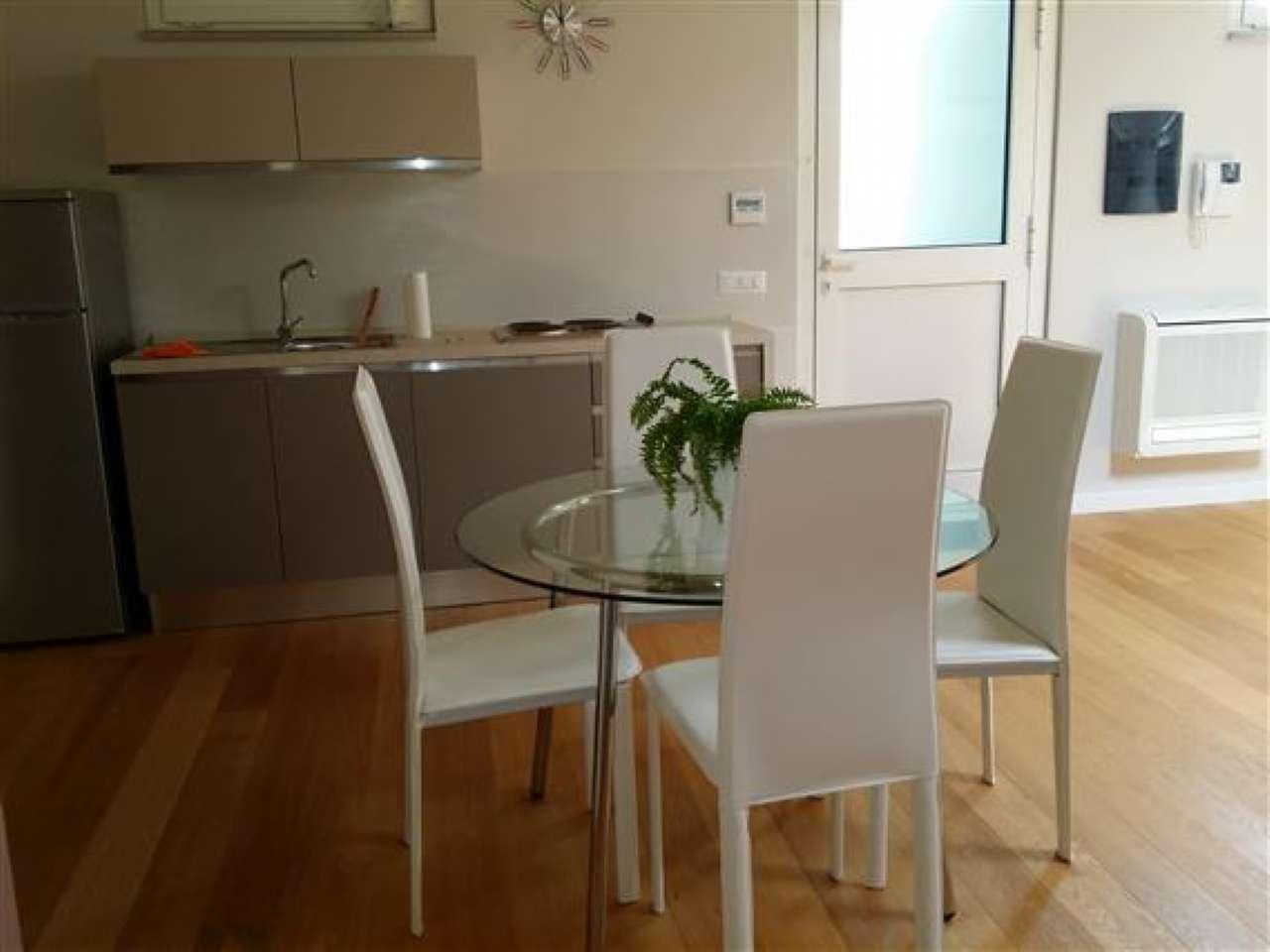 Attico / Mansarda arredato in affitto Rif. 7349623