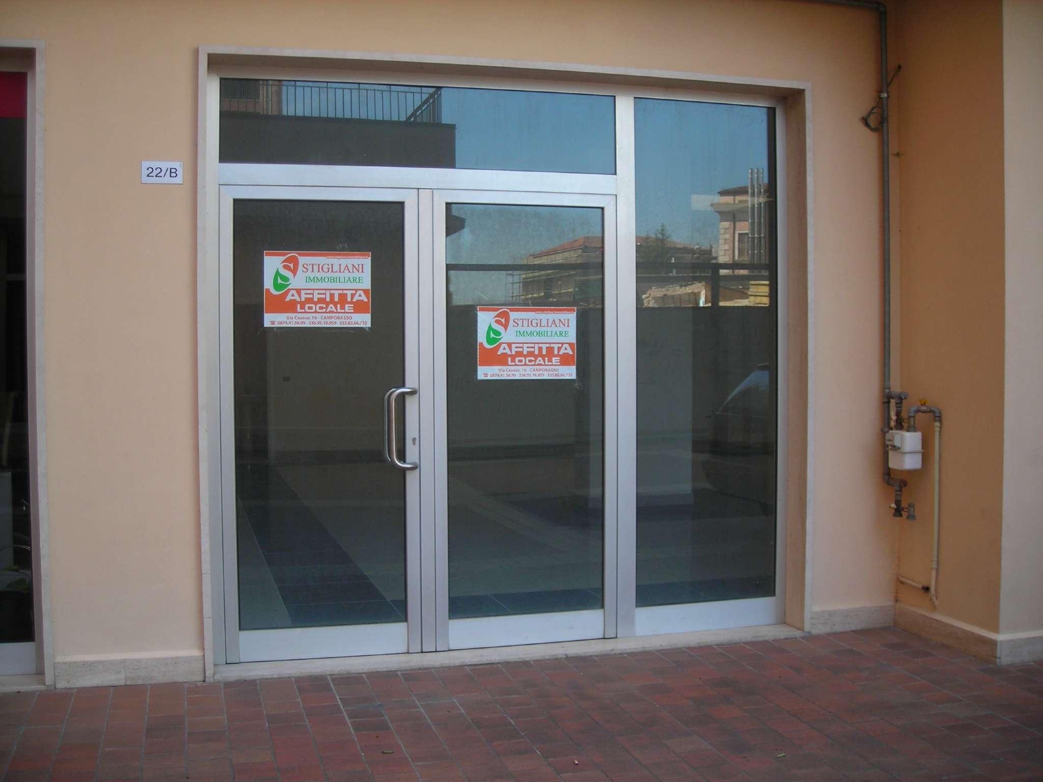 Locale commerciale di mq 105 circa al centro Rif. 7452311