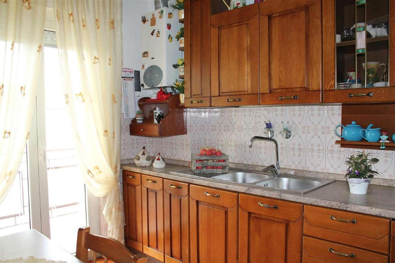 Appartamento 3° piano in piccola palazzina