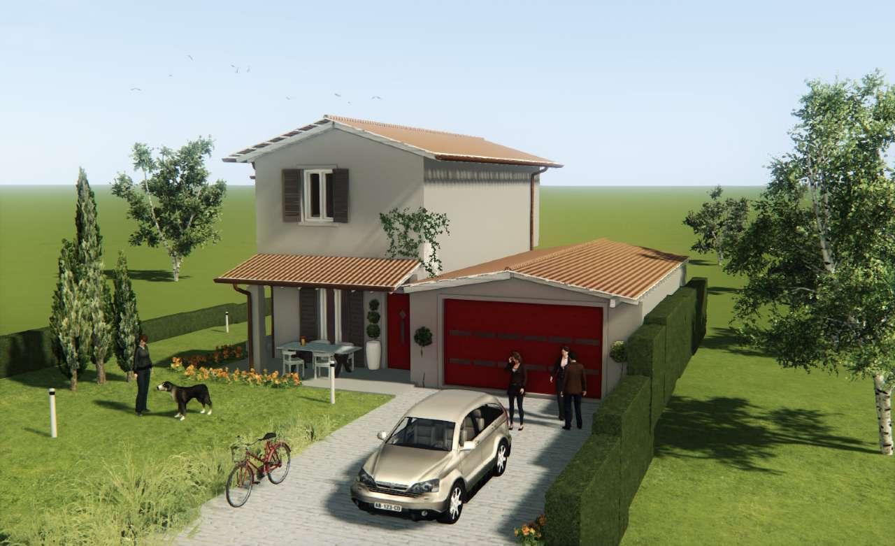 Villa in vendita a Varallo Pombia, 4 locali, prezzo € 239.000 | CambioCasa.it
