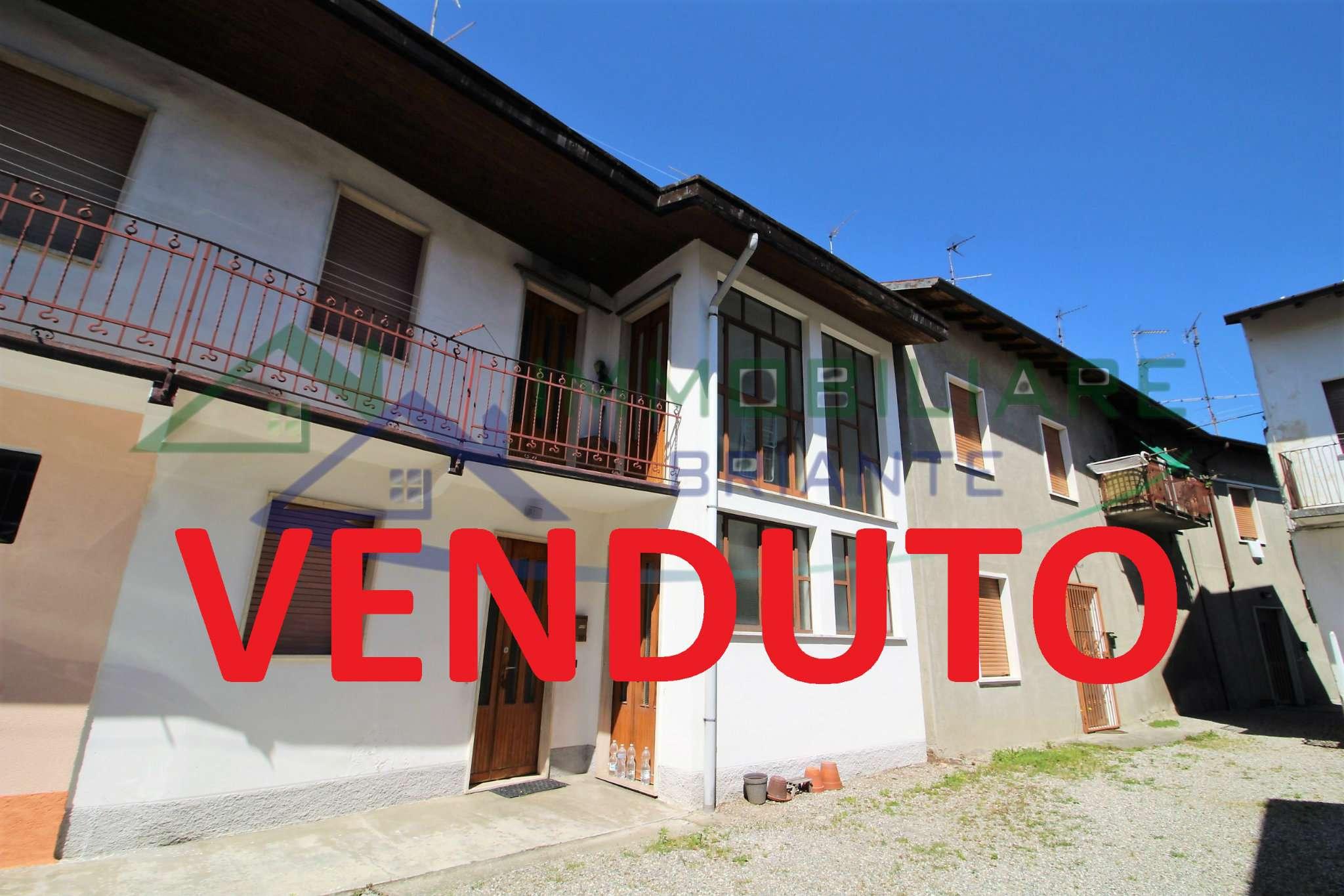 Soluzione Semindipendente in vendita a Arsago Seprio, 3 locali, prezzo € 39.000 | CambioCasa.it