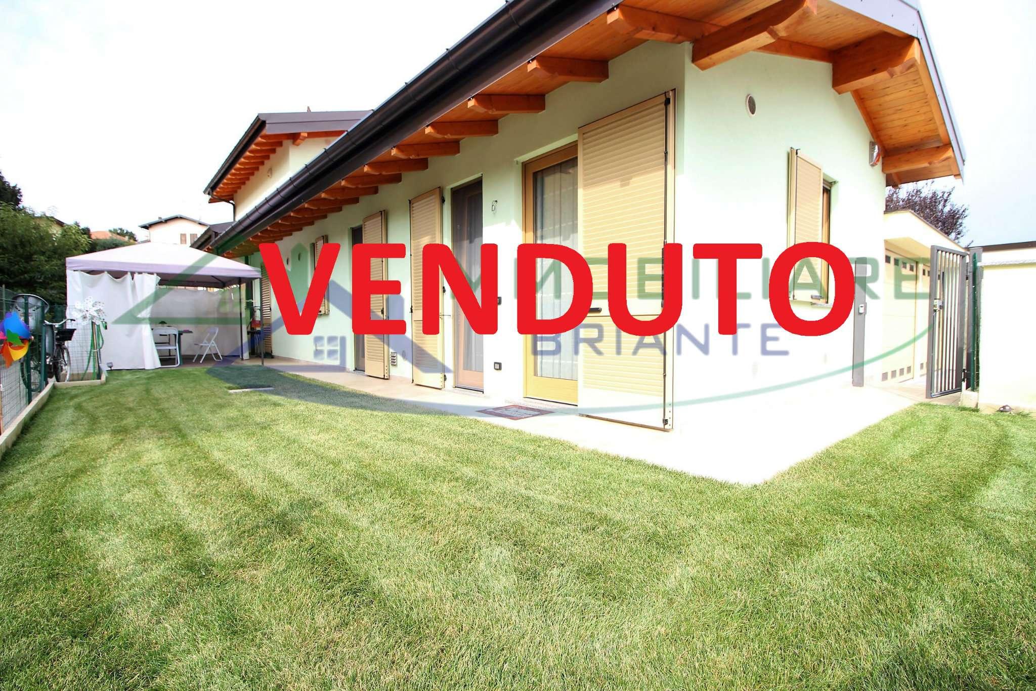 Villa in vendita a Arsago Seprio, 3 locali, prezzo € 209.000 | CambioCasa.it
