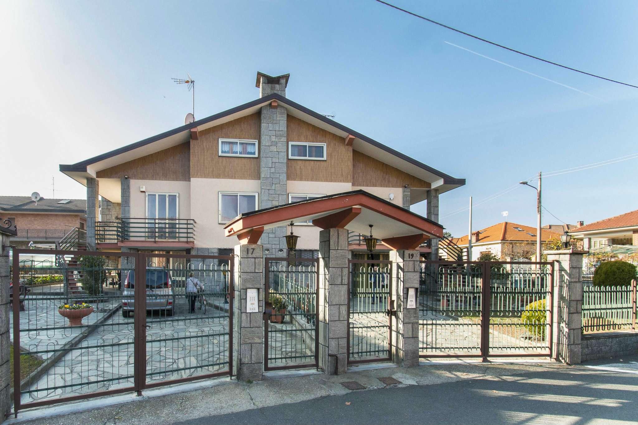 Villa in vendita a Pianezza, 6 locali, prezzo € 337.000   CambioCasa.it