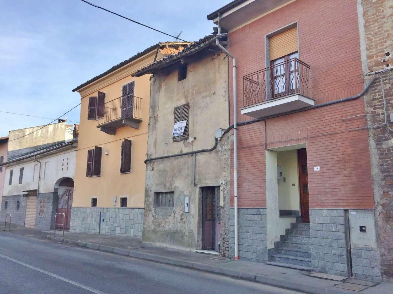 Soluzione Indipendente in vendita a Brusasco, 3 locali, prezzo € 45.000 | CambioCasa.it