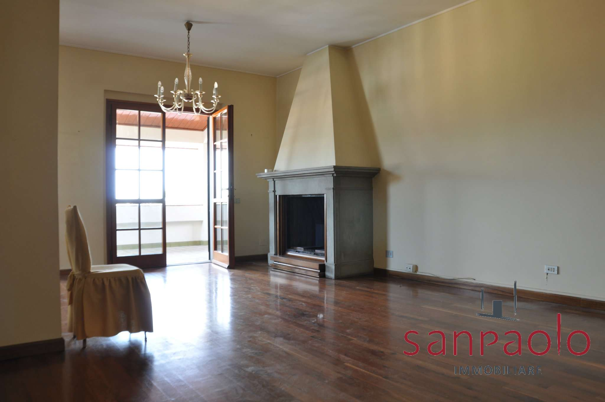 Attico / Mansarda in affitto a Pistoia, 10 locali, prezzo € 1.150 | PortaleAgenzieImmobiliari.it