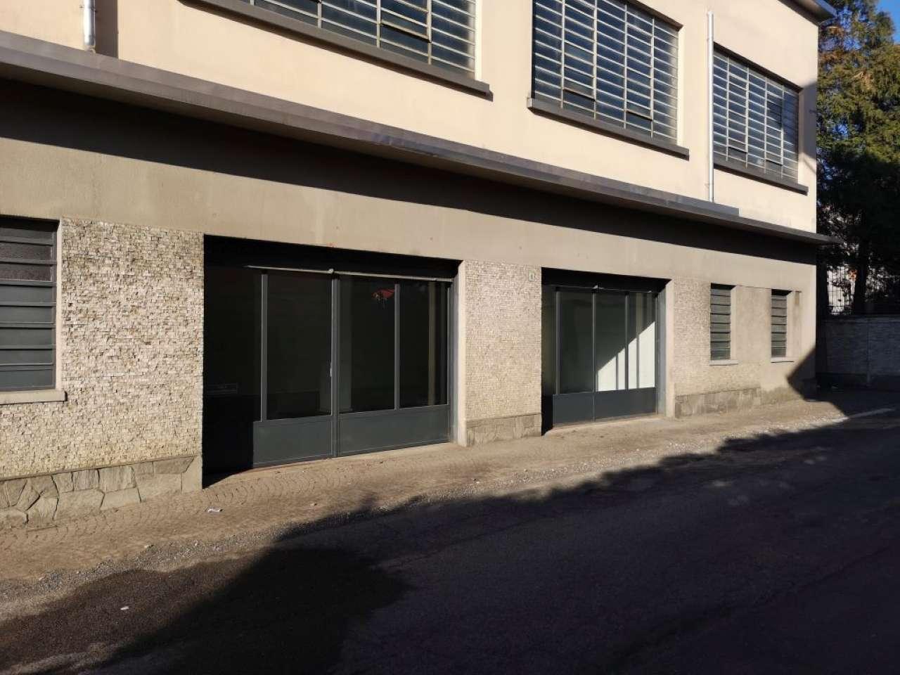 Capannone in affitto a Somma Lombardo, 9999 locali, prezzo € 750 | PortaleAgenzieImmobiliari.it